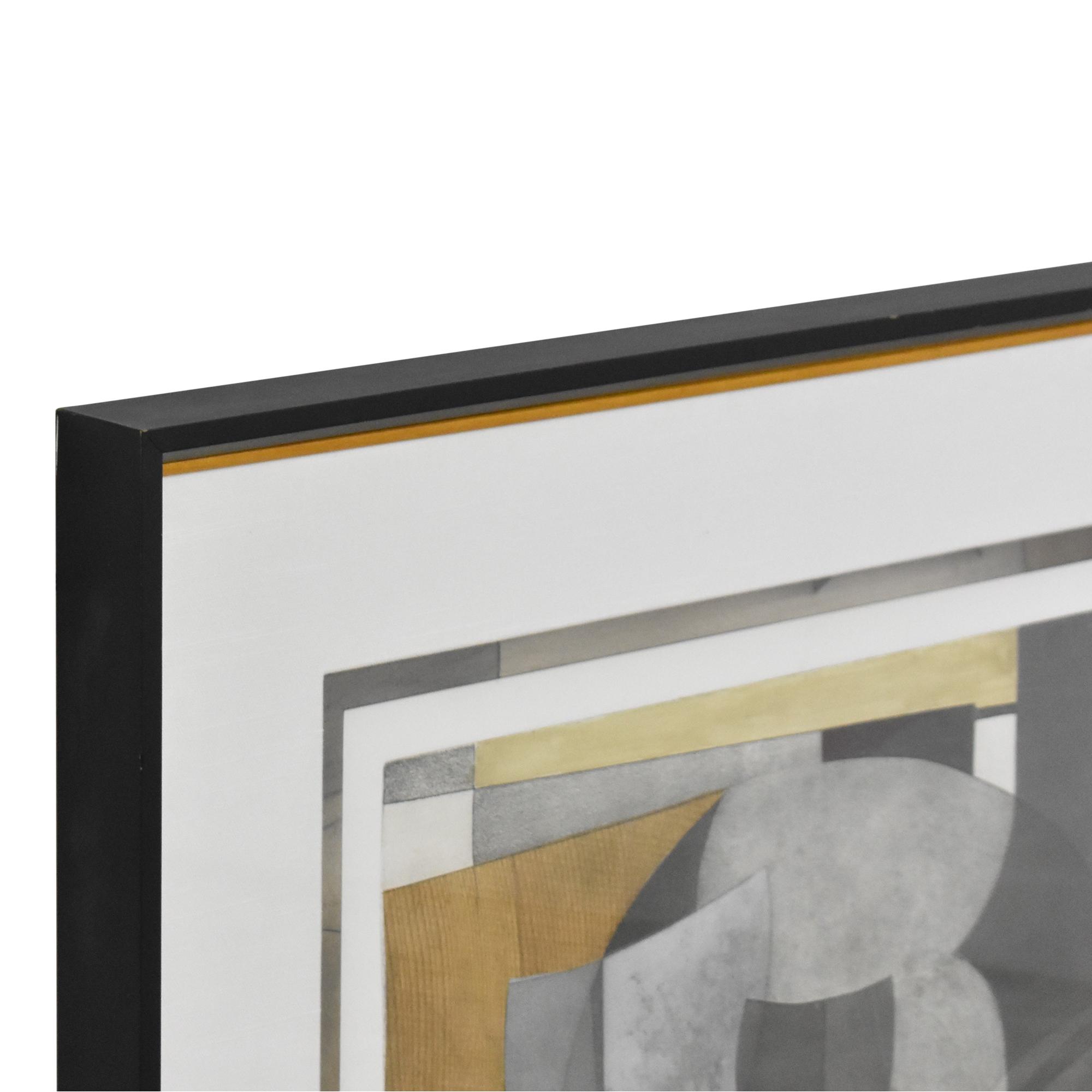 Ethan Allen Ethan Allen Framed Wall Art discount