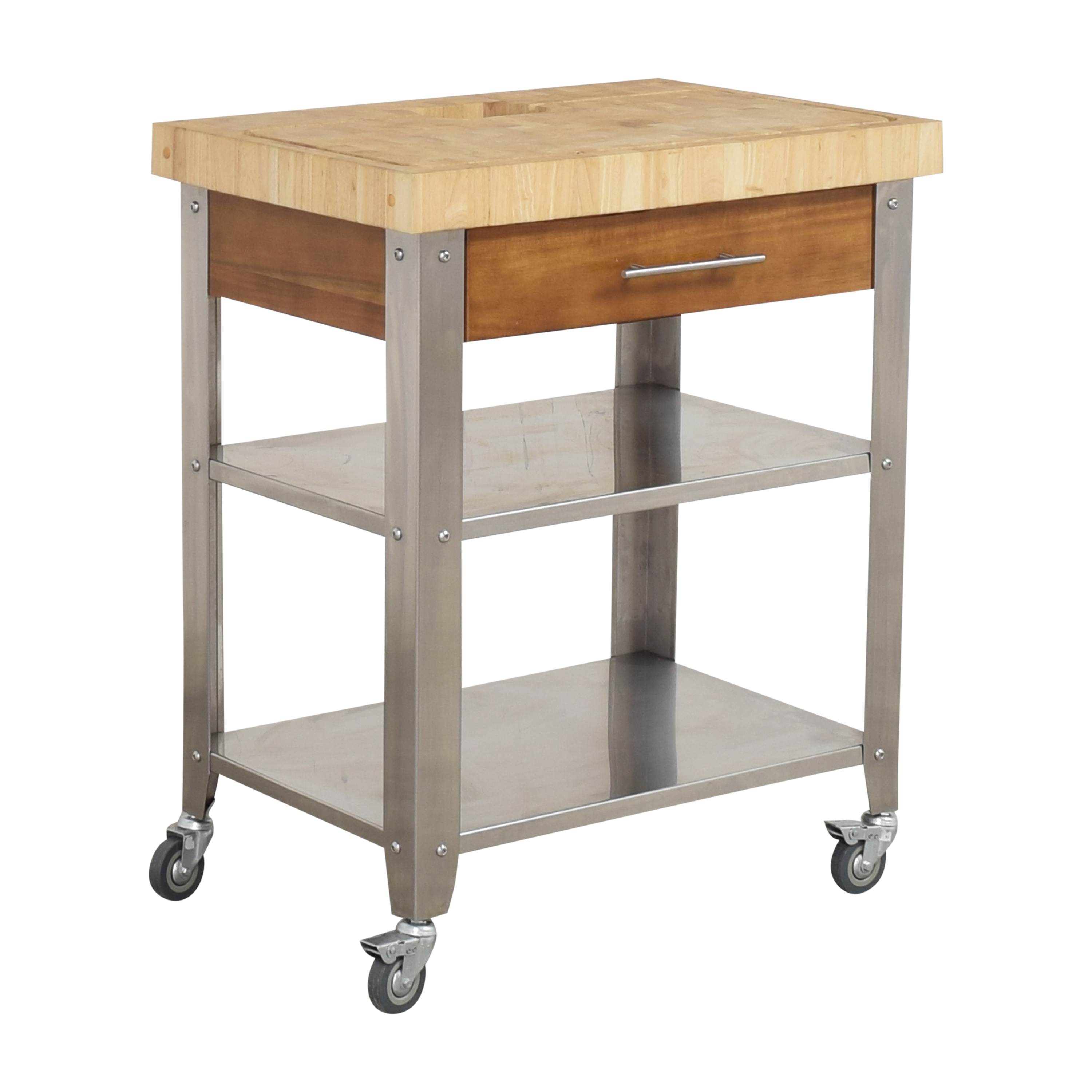 shop Chris & Chris Chris & Chris Pro Stadium Series Kitchen Cart online