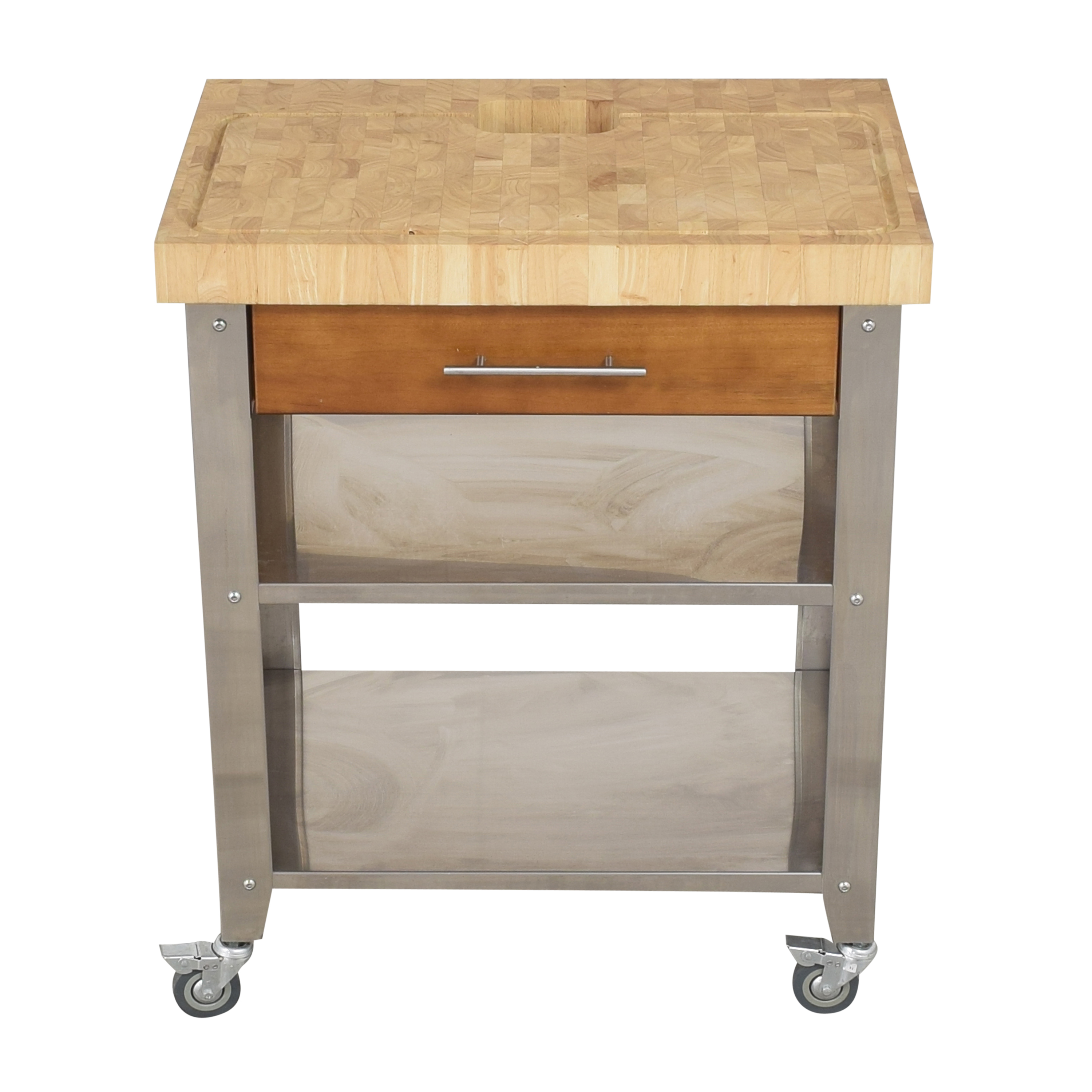 Chris & Chris Chris & Chris Pro Stadium Series Kitchen Cart second hand