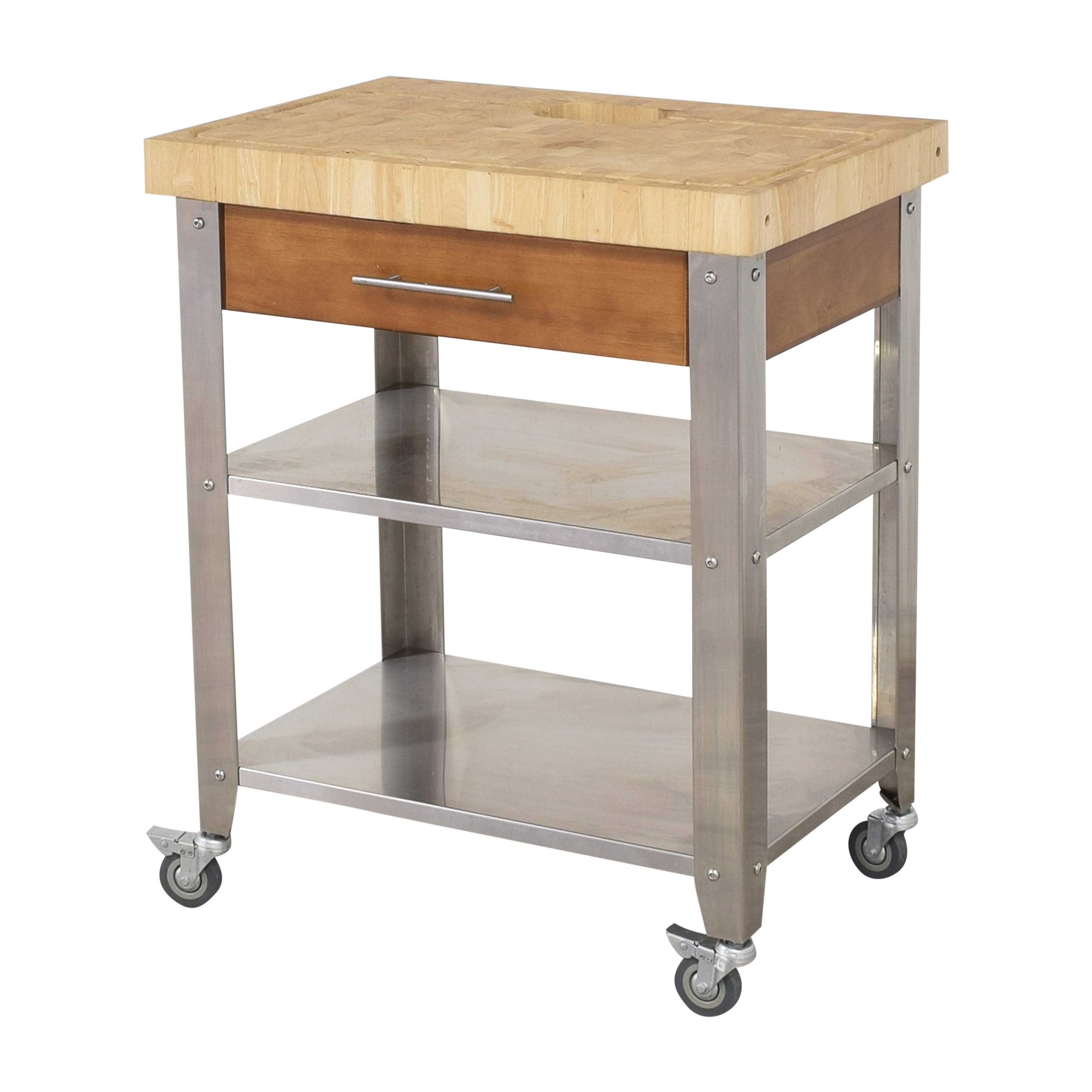 Chris & Chris Chris & Chris Pro Stadium Series Kitchen Cart used