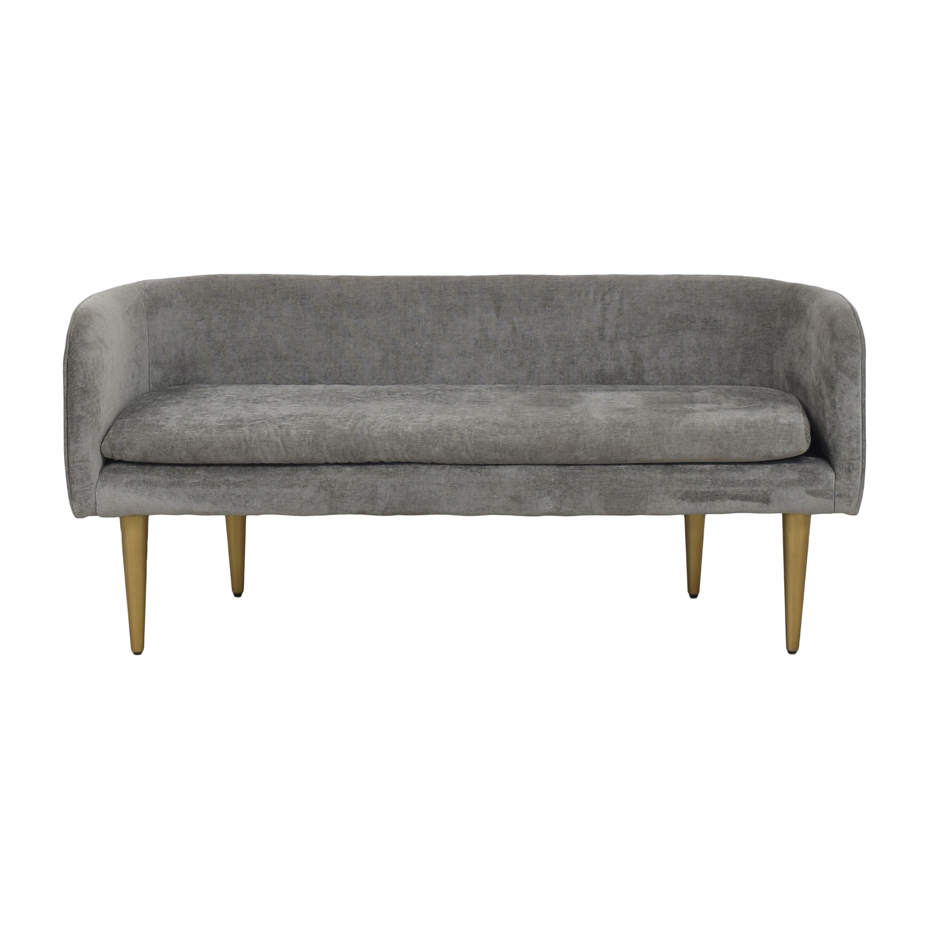 West Elm Celine Bench / Chairs