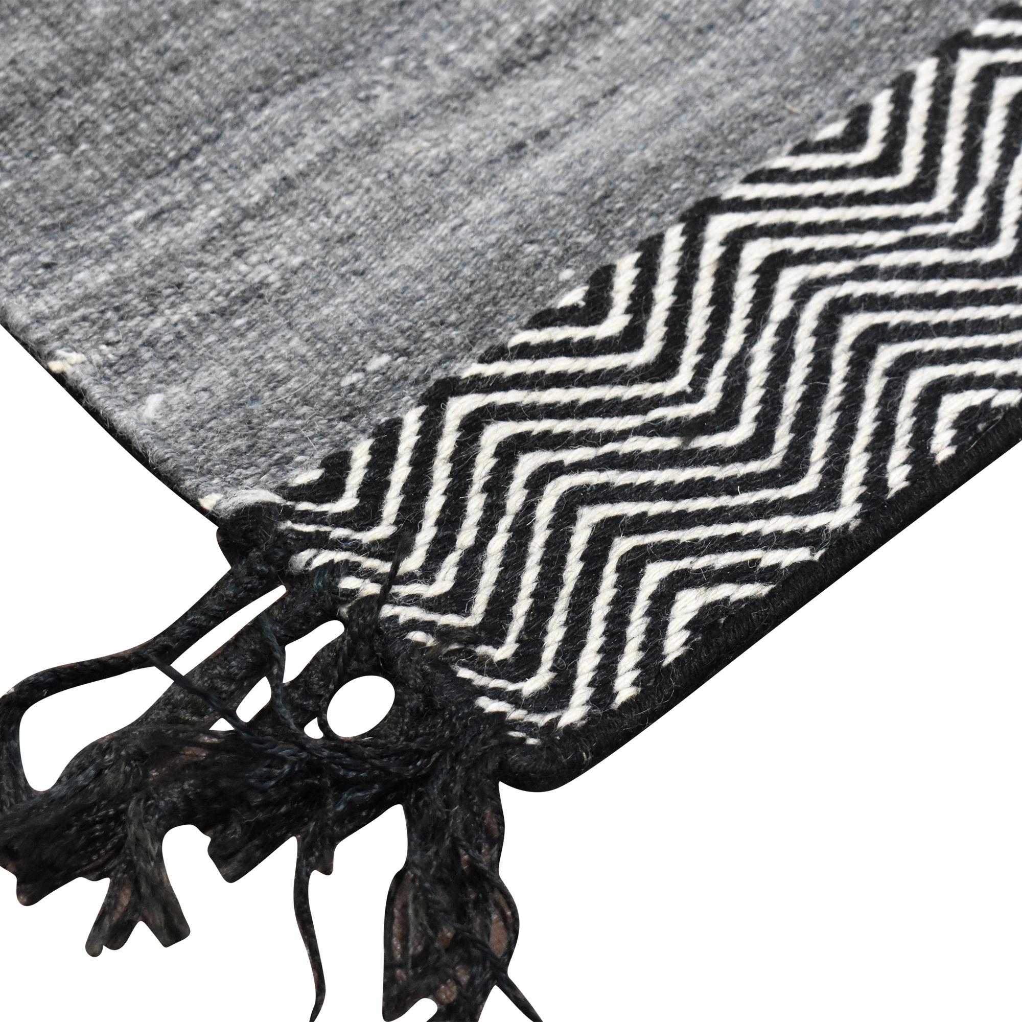 ABC Carpet & Home ABC Carpet & Home Flat Weave Area Rug ct