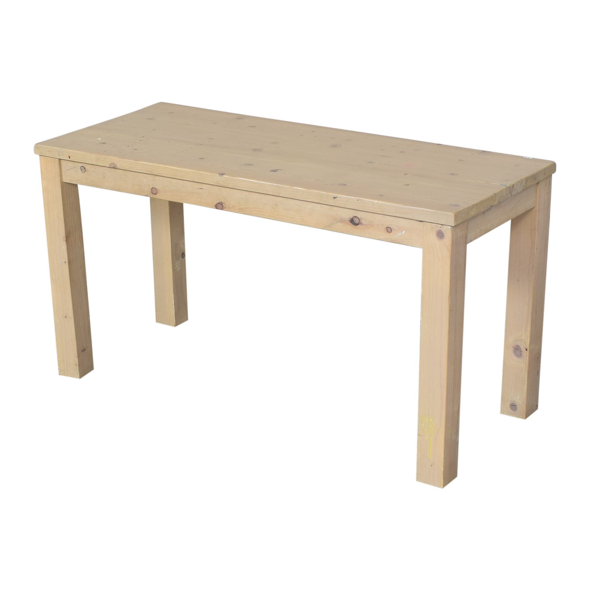 Etsy Etsy Parsons Dining Table used