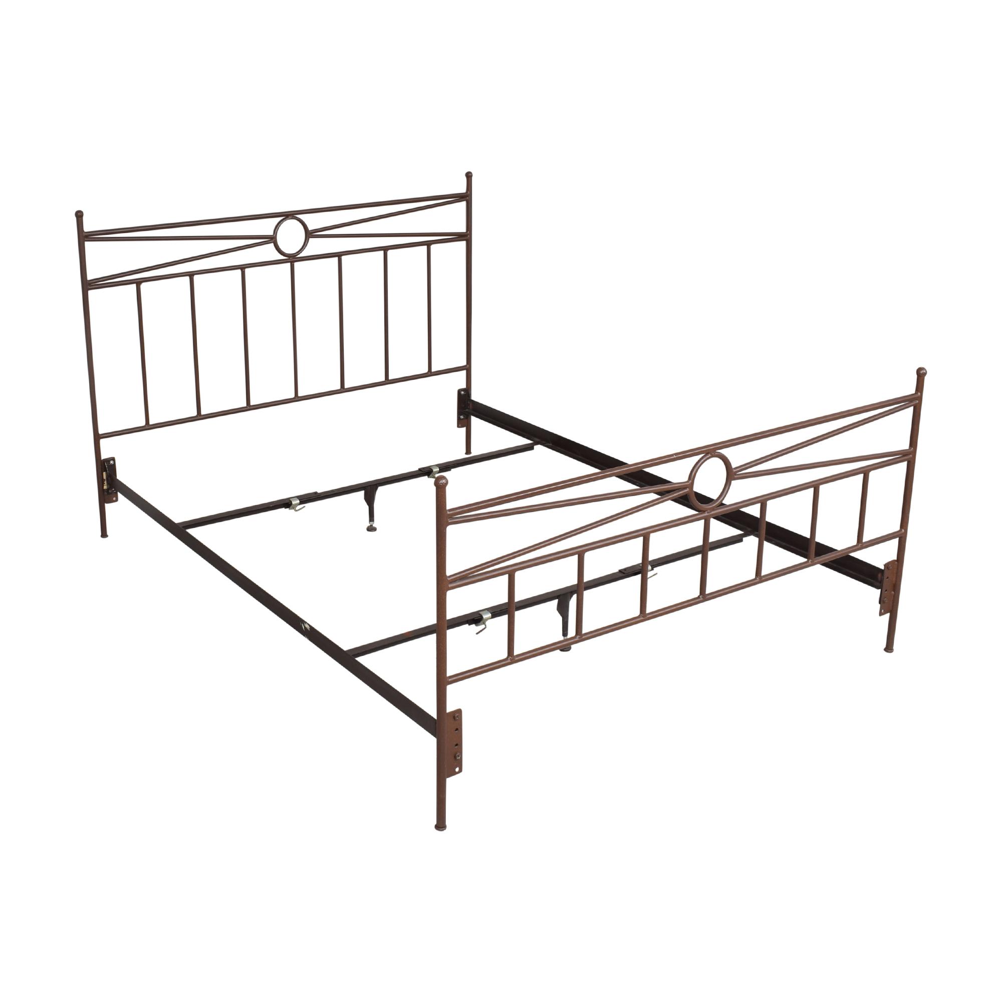 shop Ballard Designs Modern Queen Bed Ballard Designs