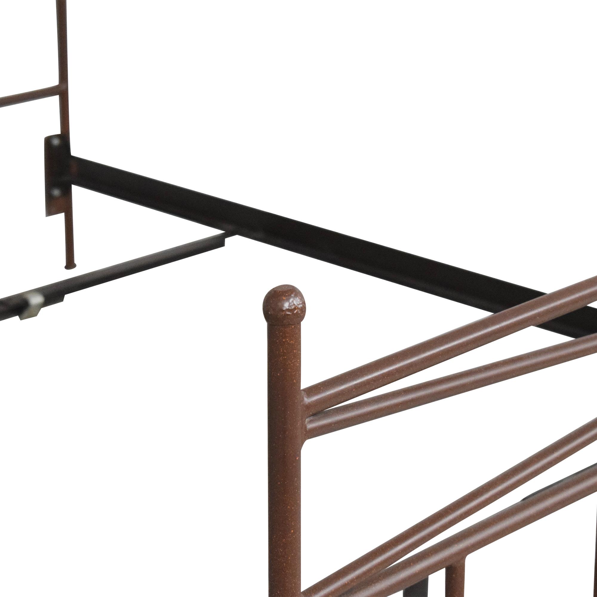 Ballard Designs Modern Queen Bed sale