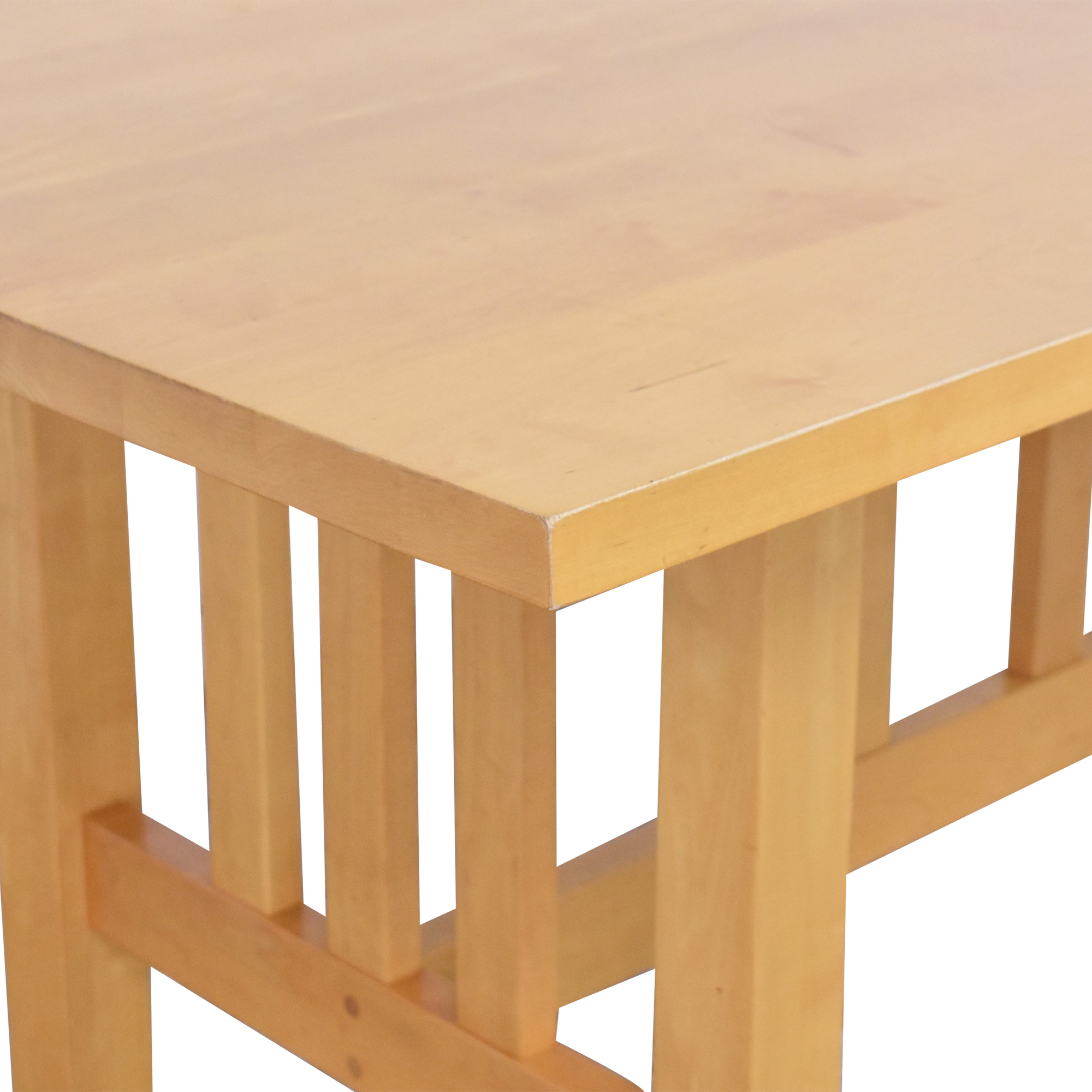Pompanoosuc Mills Pompanoosuc Mills Brandon Mission Dining Table for sale