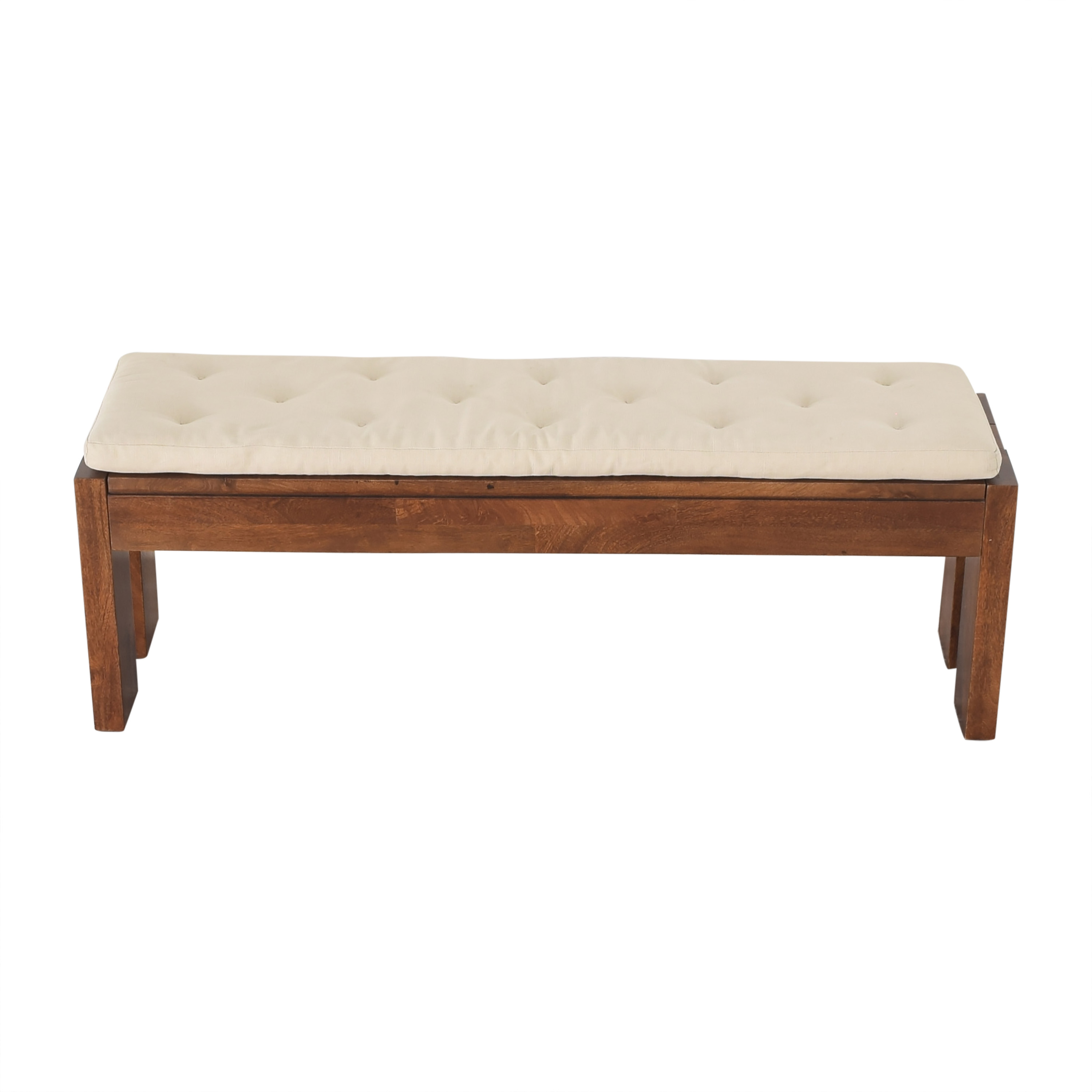 buy West Elm Boerum Dining Bench West Elm Chairs