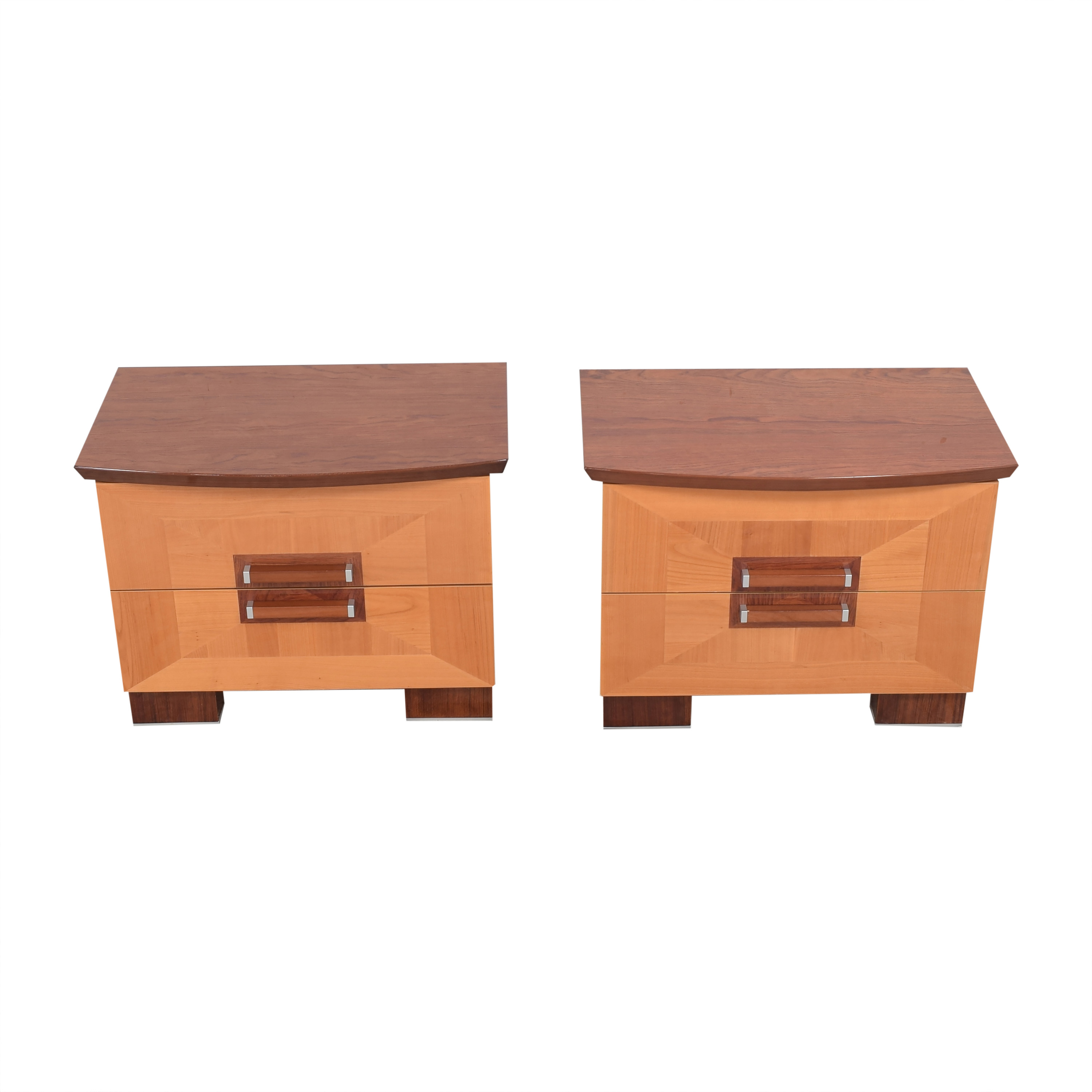 buy Alf Italia Two Drawer Nightstands  Alf Italia Tables