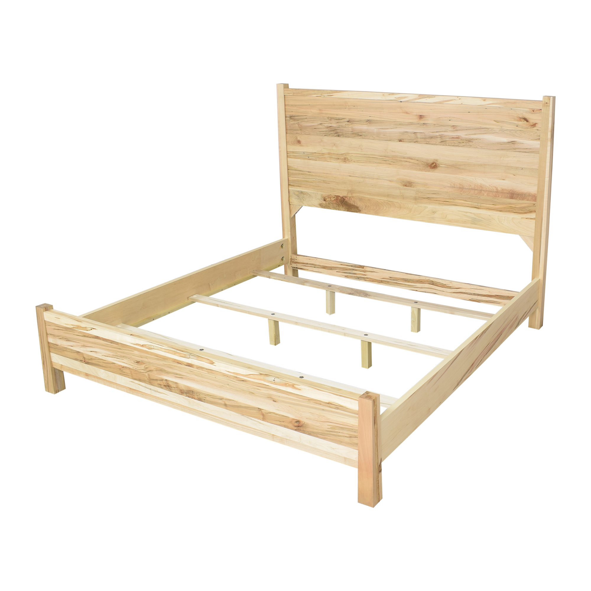 Bassett Furniture Heritage King Bed / Beds