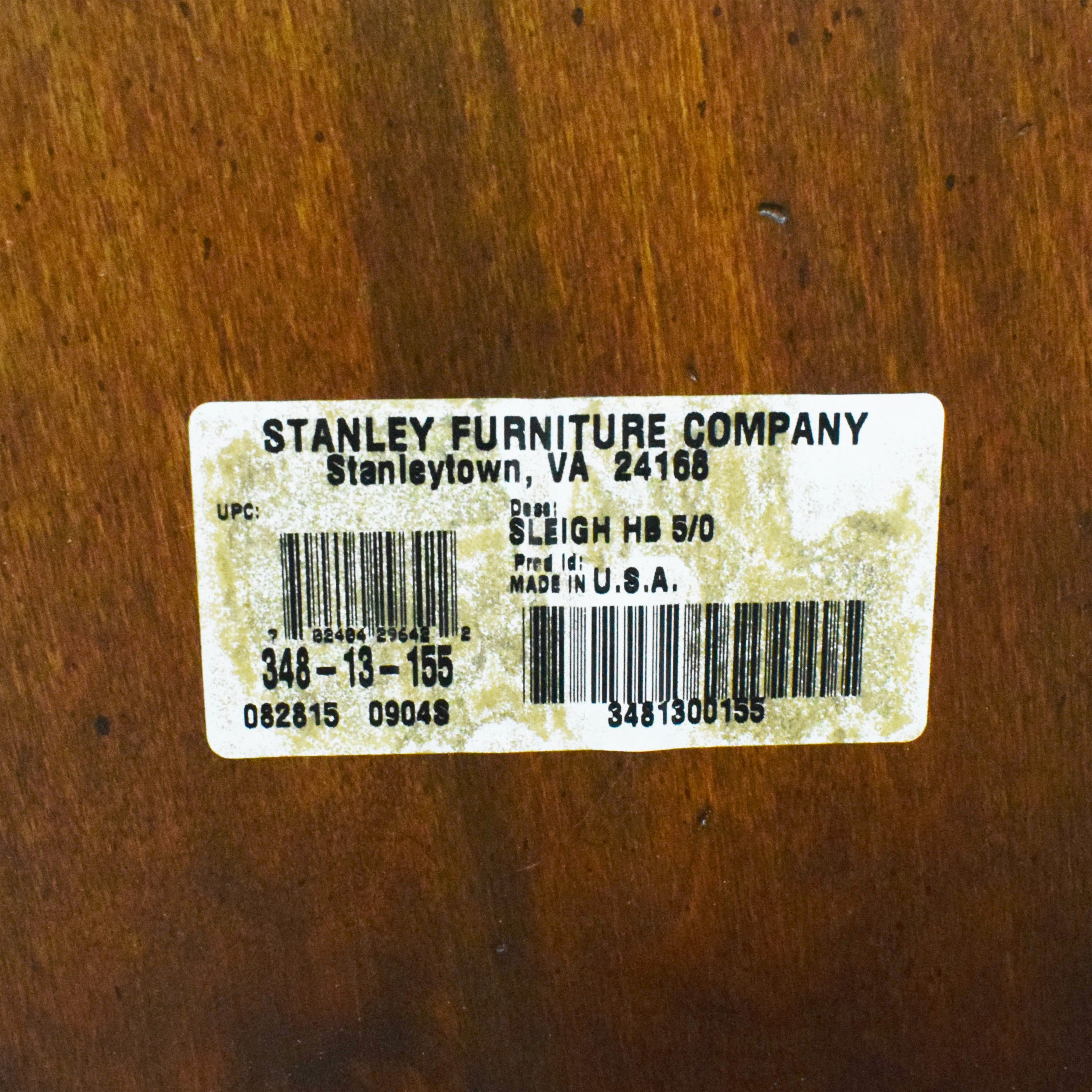 Stanley Furniture Stanley Furniture Provincia Queen Sleigh Bed pa