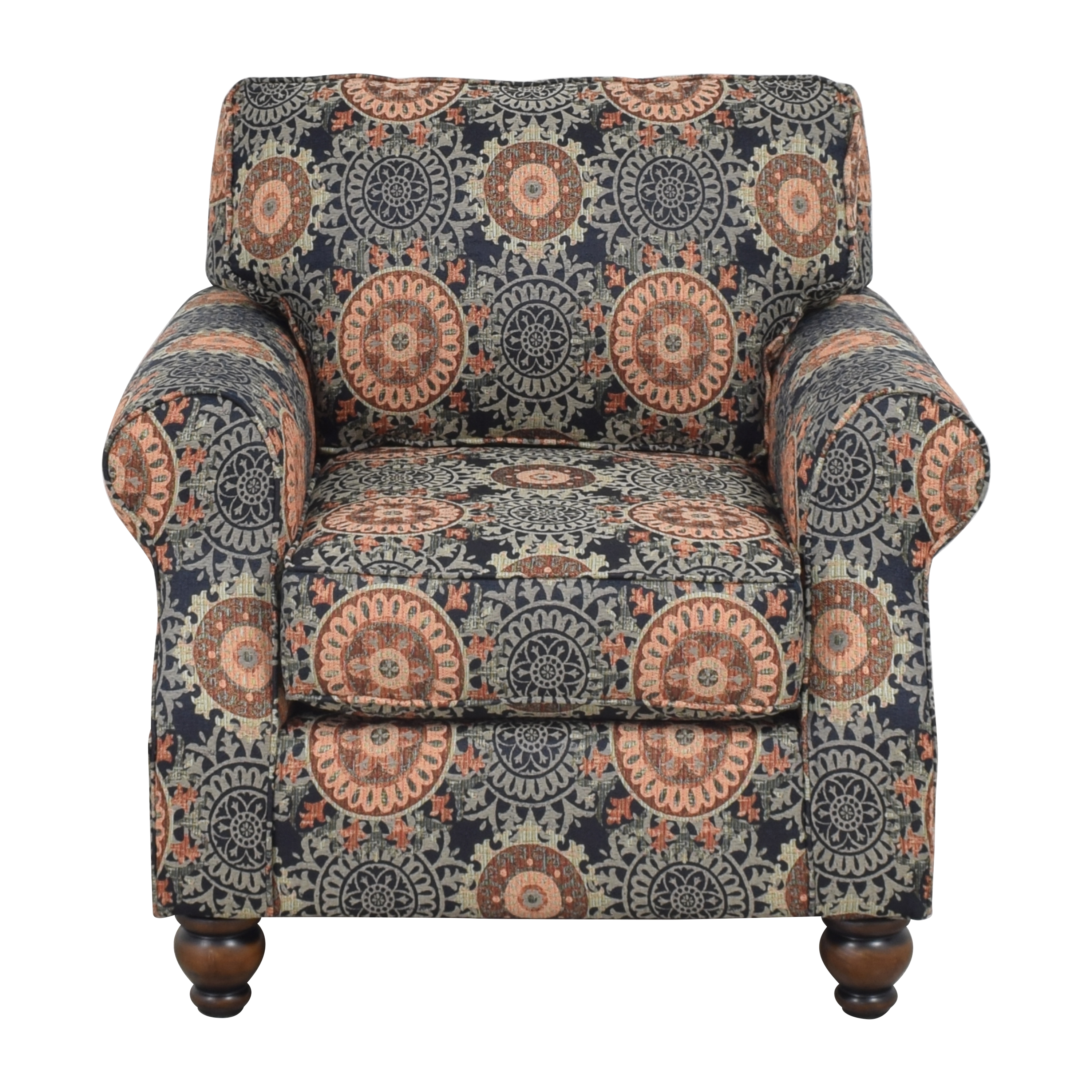 Fusion Furniture Patterned Accent Chair / Chairs