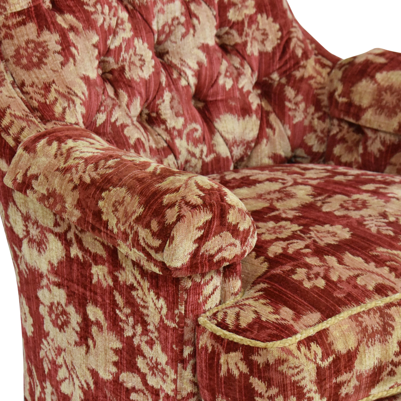 Drexel Heritage Drexel Heritage Custom Wingback Accent Chair nj