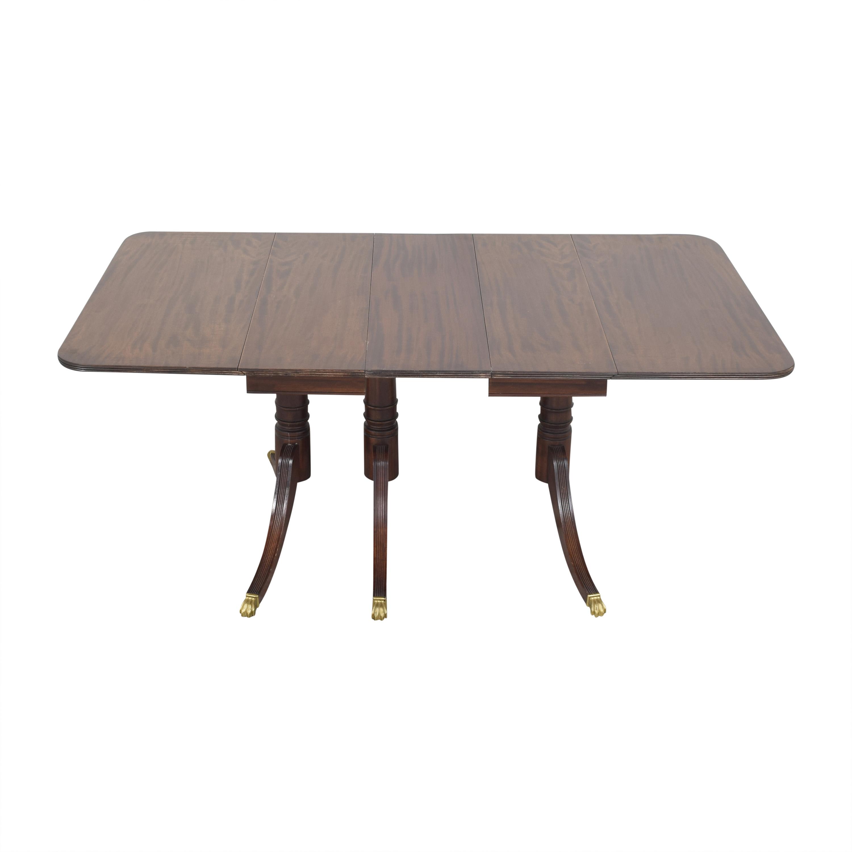buy Jefferson Wood Working Drop Leaf Dining Table Jefferson Wood Working