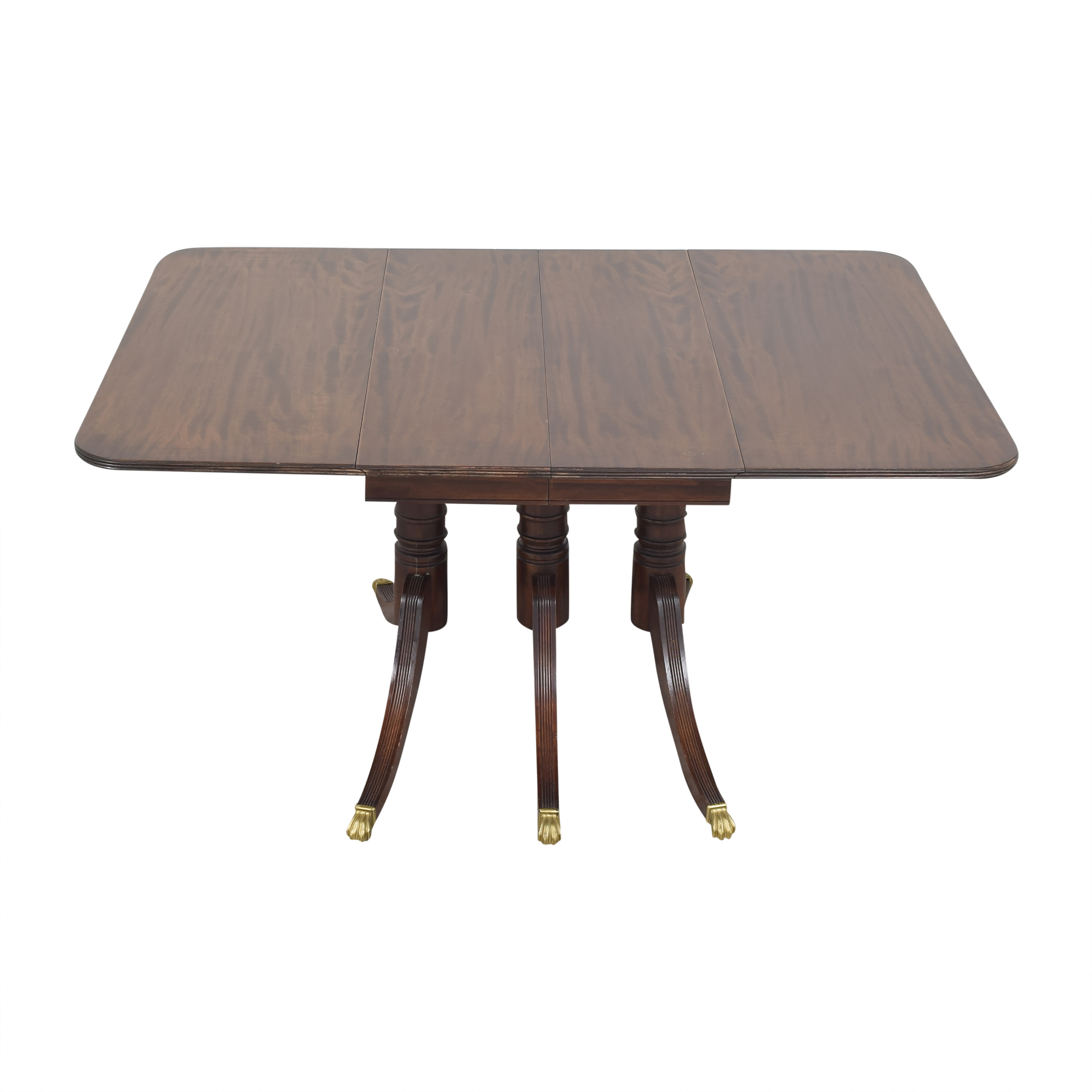 Jefferson Wood Working Jefferson Wood Working Drop Leaf Dining Table ct