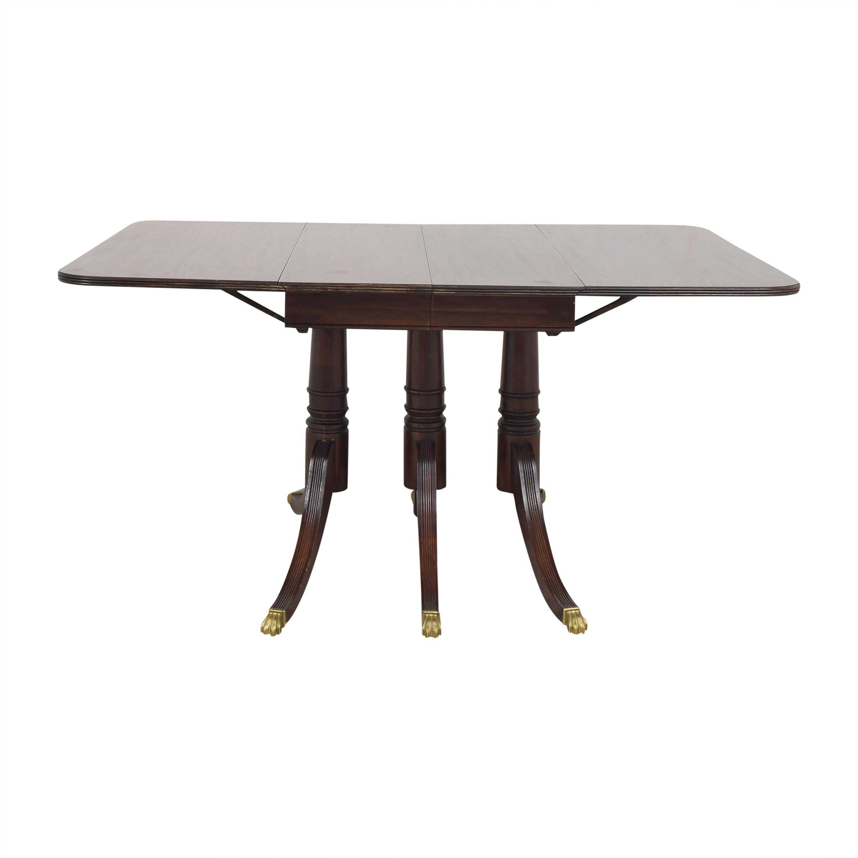 buy Jefferson Wood Working Jefferson Wood Working Drop Leaf Dining Table online