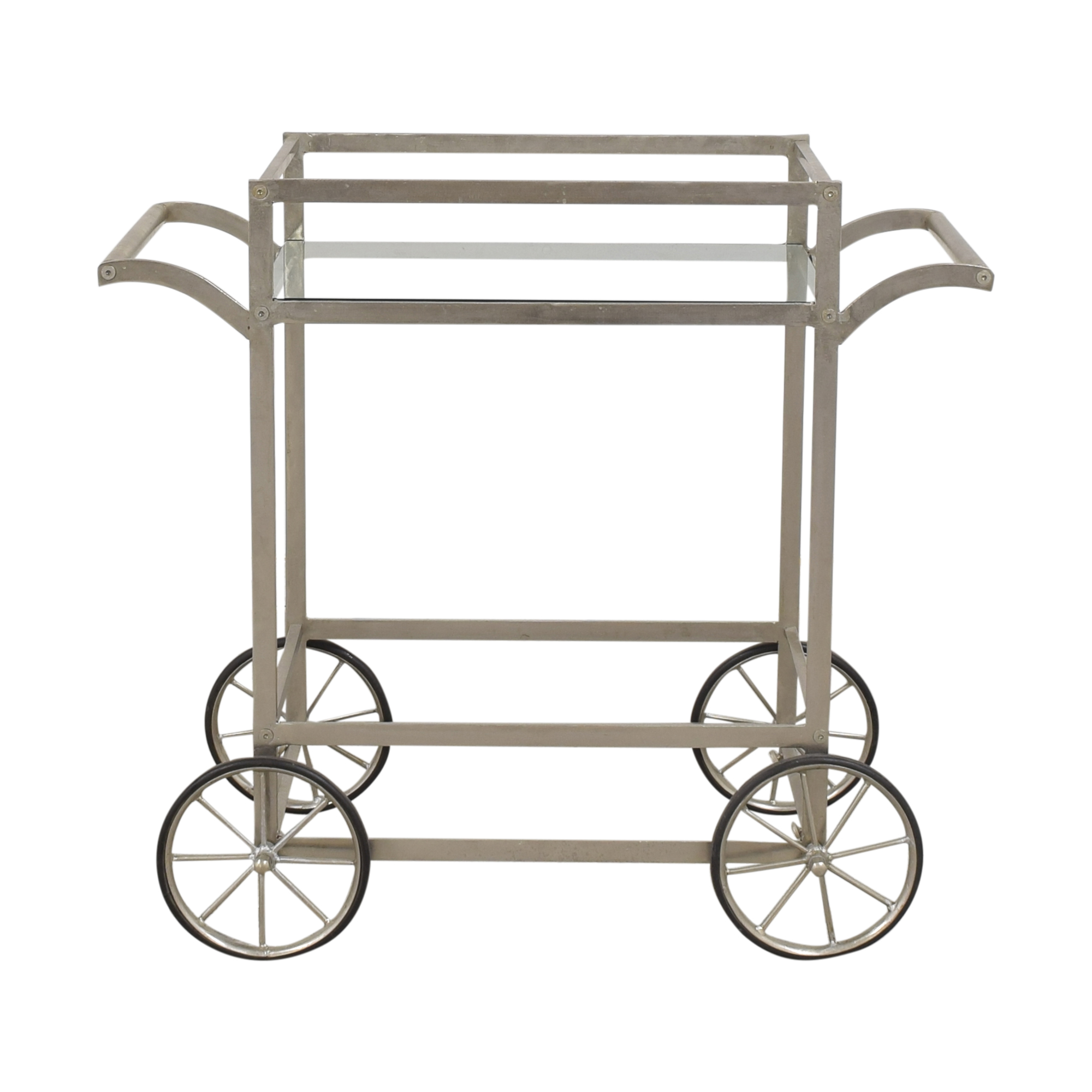 shop Neiman Marcus Bar Cart Neiman Marcus Utility Tables