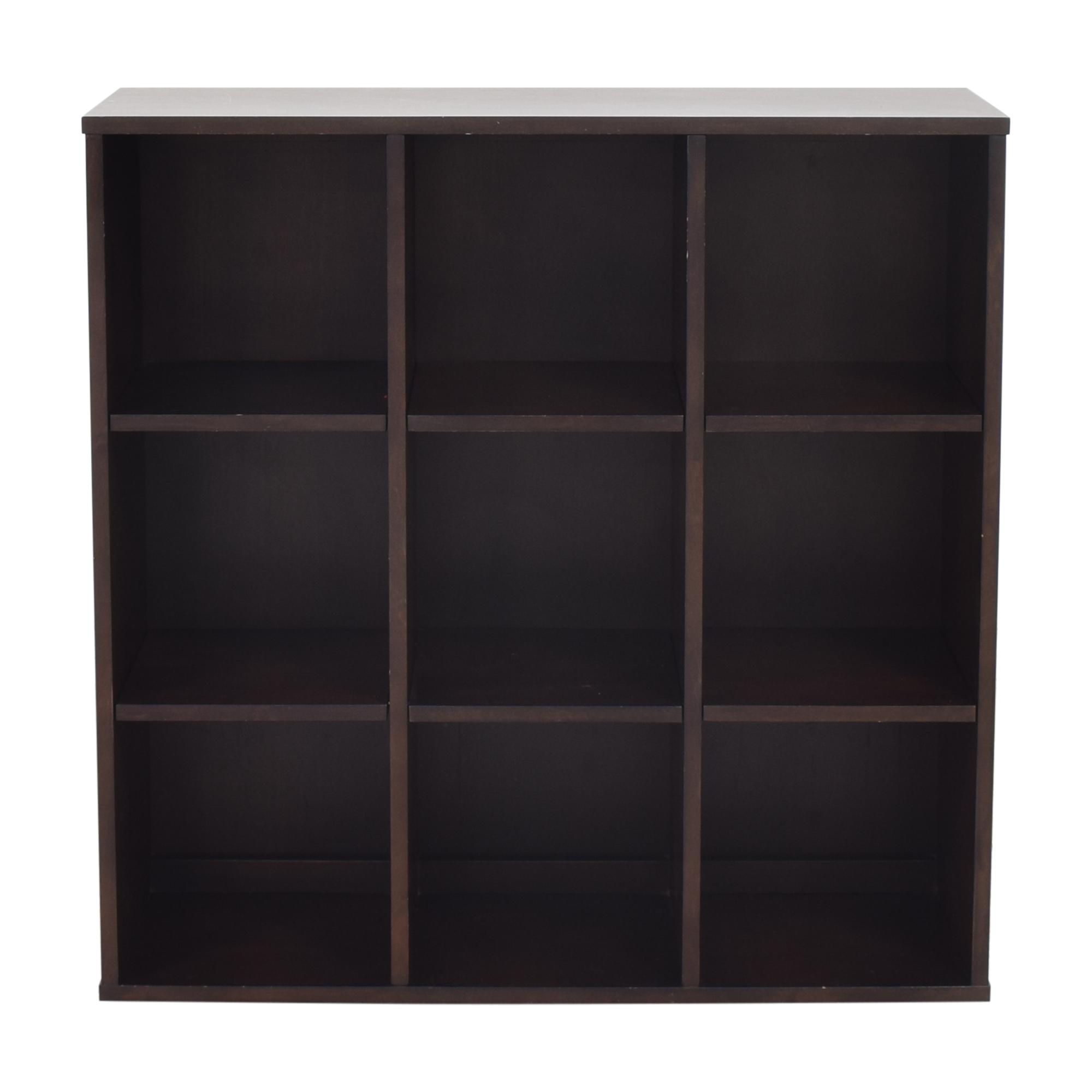 Custom Cubby Shelf
