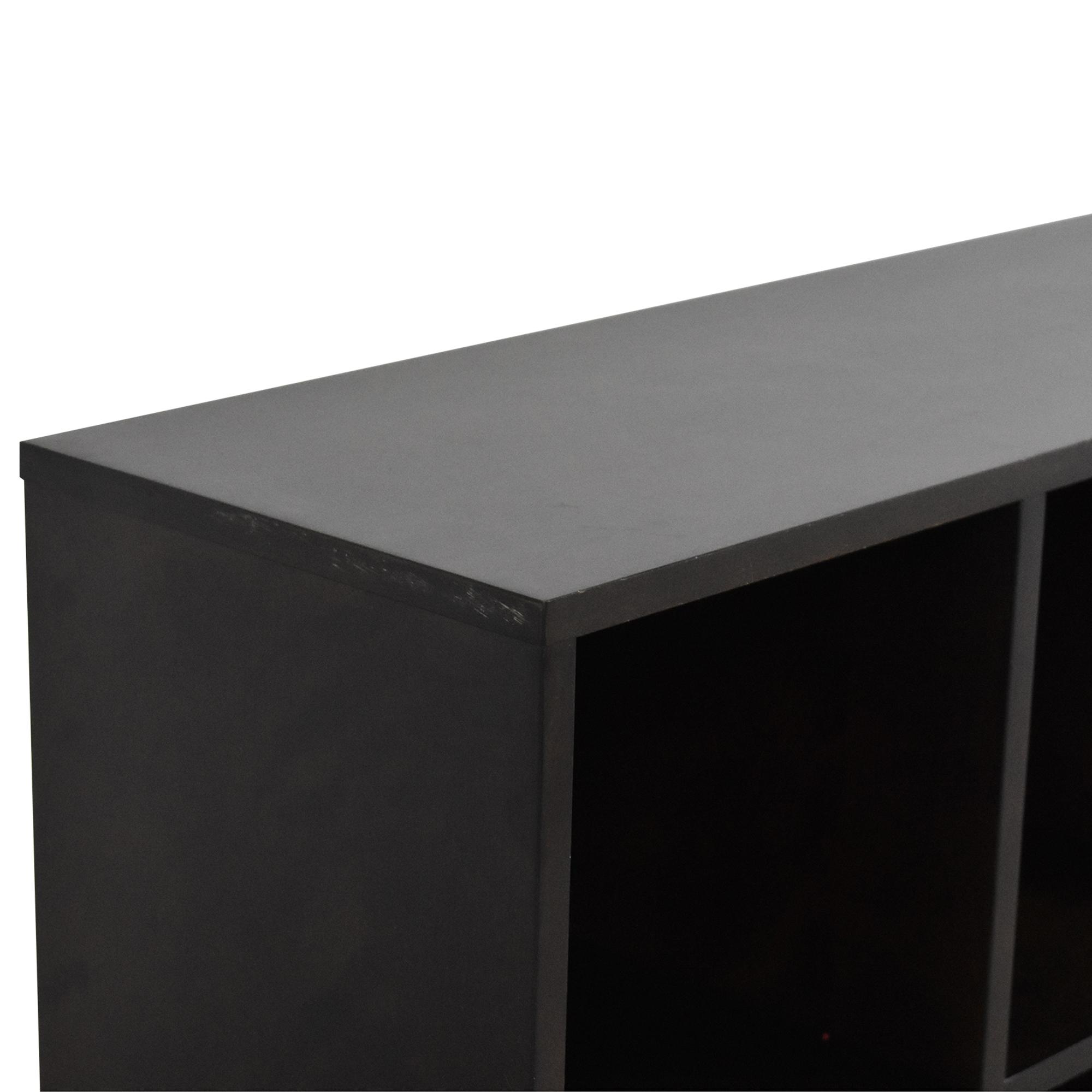 Custom Cubby Shelf  Storage