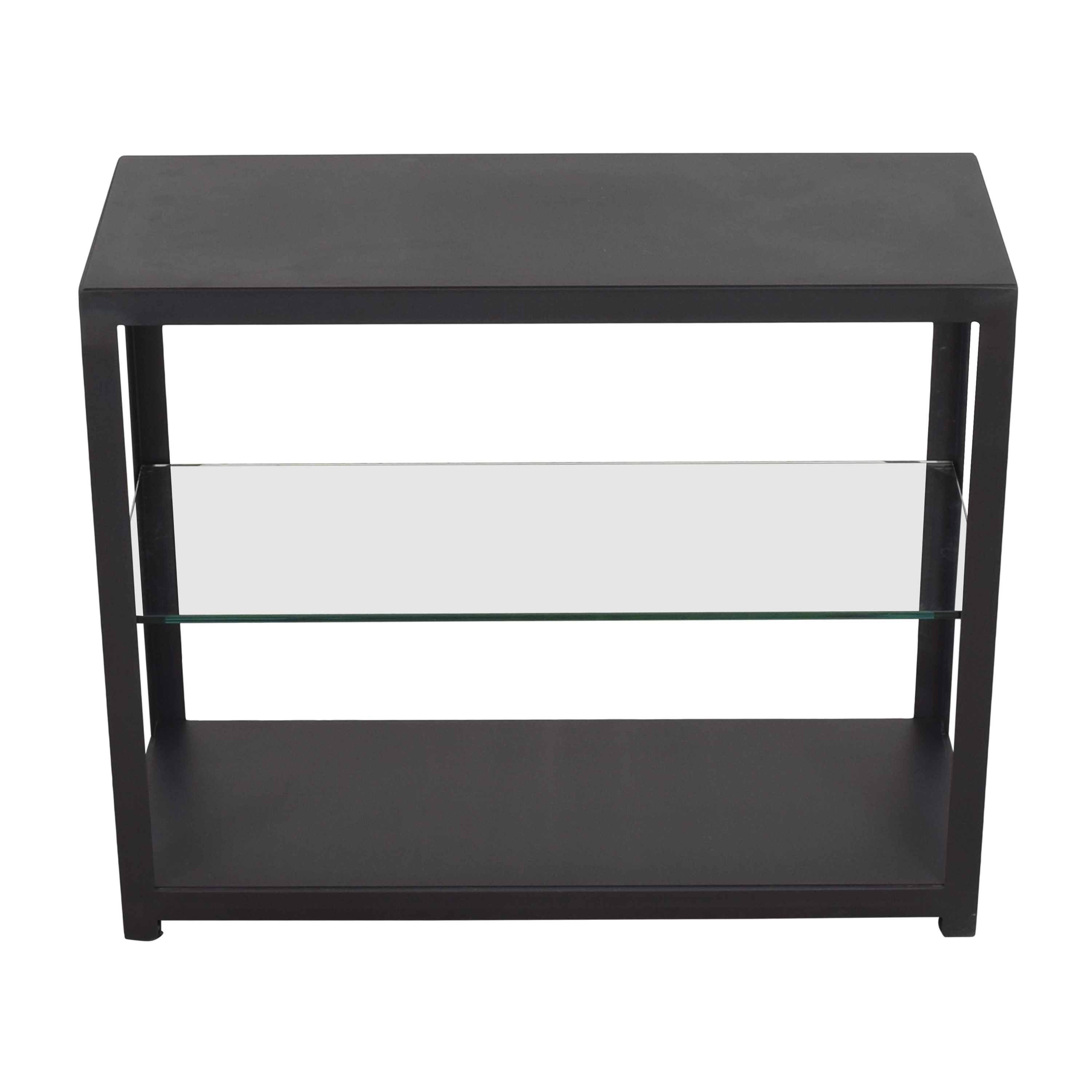 Modern Console Table used