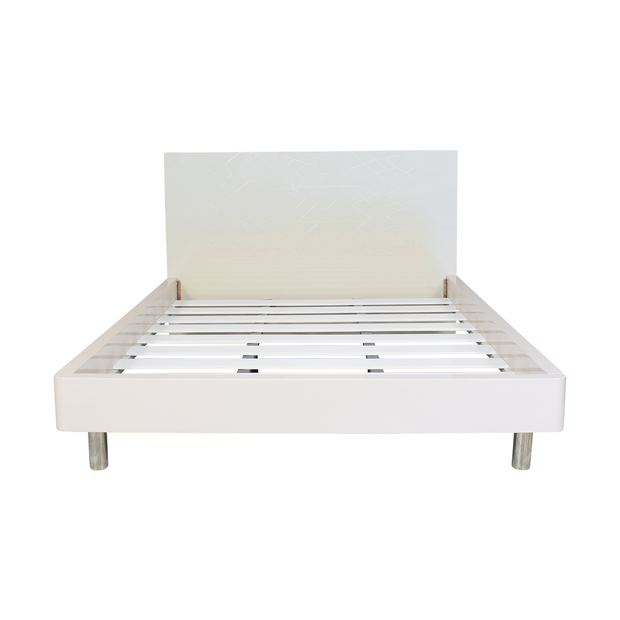 Panel Queen Bed for sale