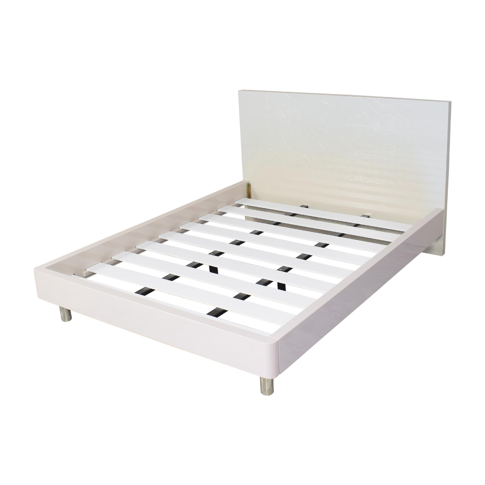 shop Panel Queen Bed  Bed Frames