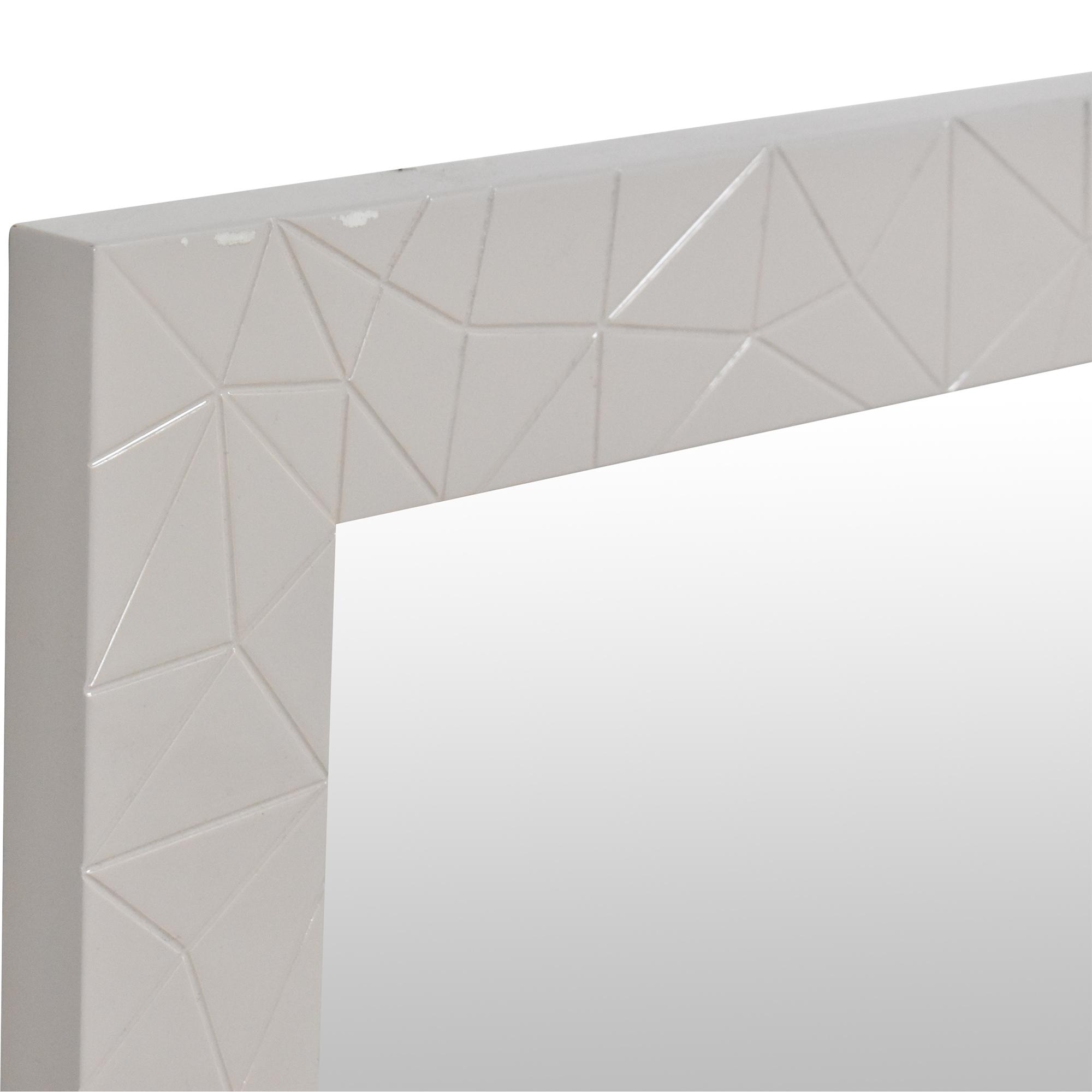 shop Framed Wall Mirror  Decor