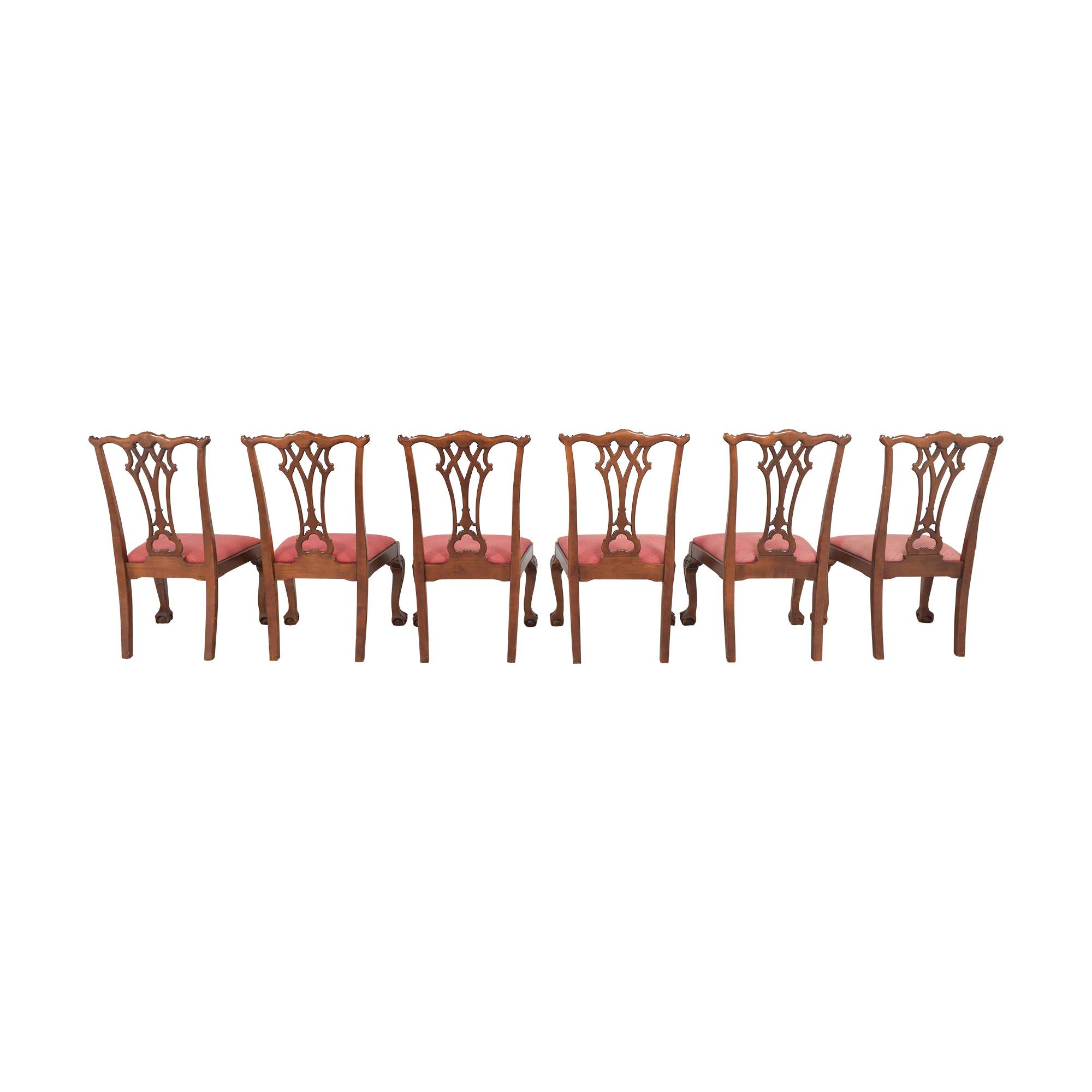 shop Chippendale-Style Dining Side Chairs  Chairs