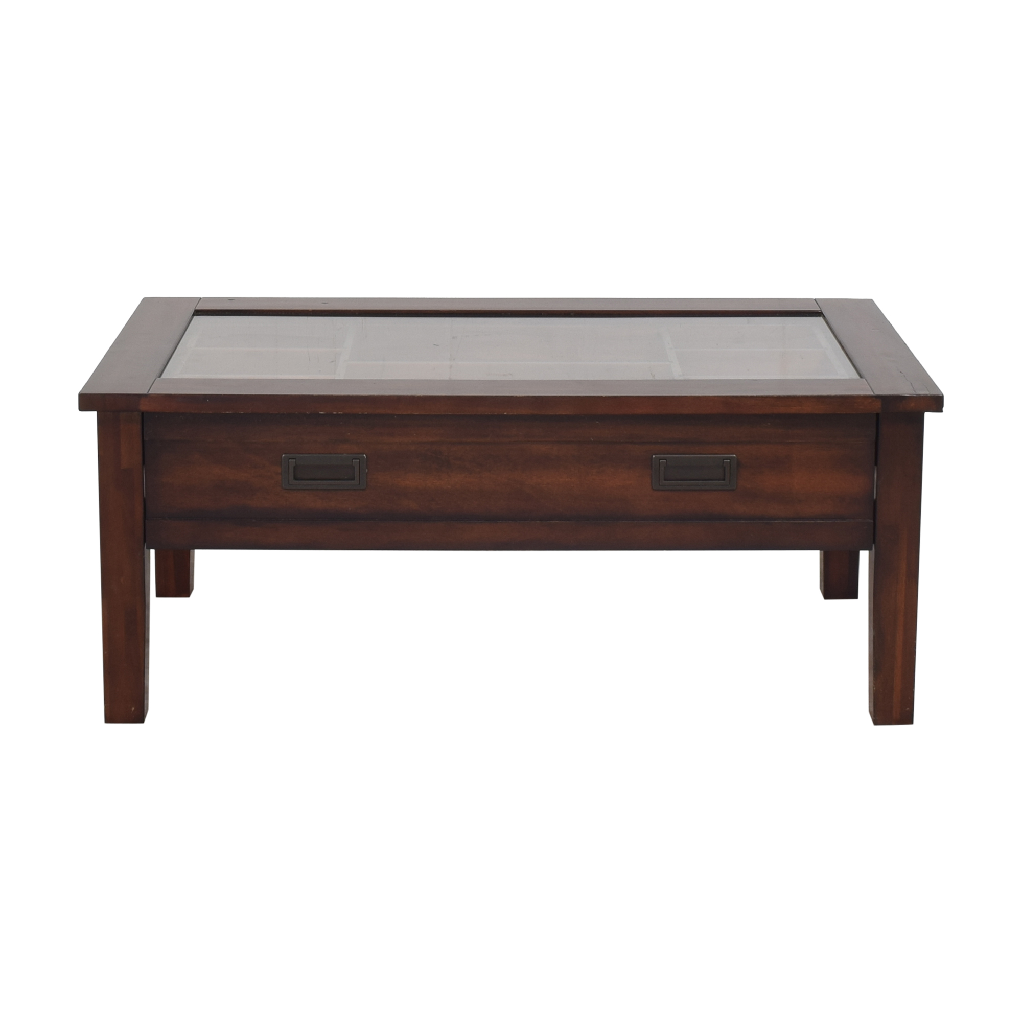 Pier 1 Pier 1 Curio Coffee Table used
