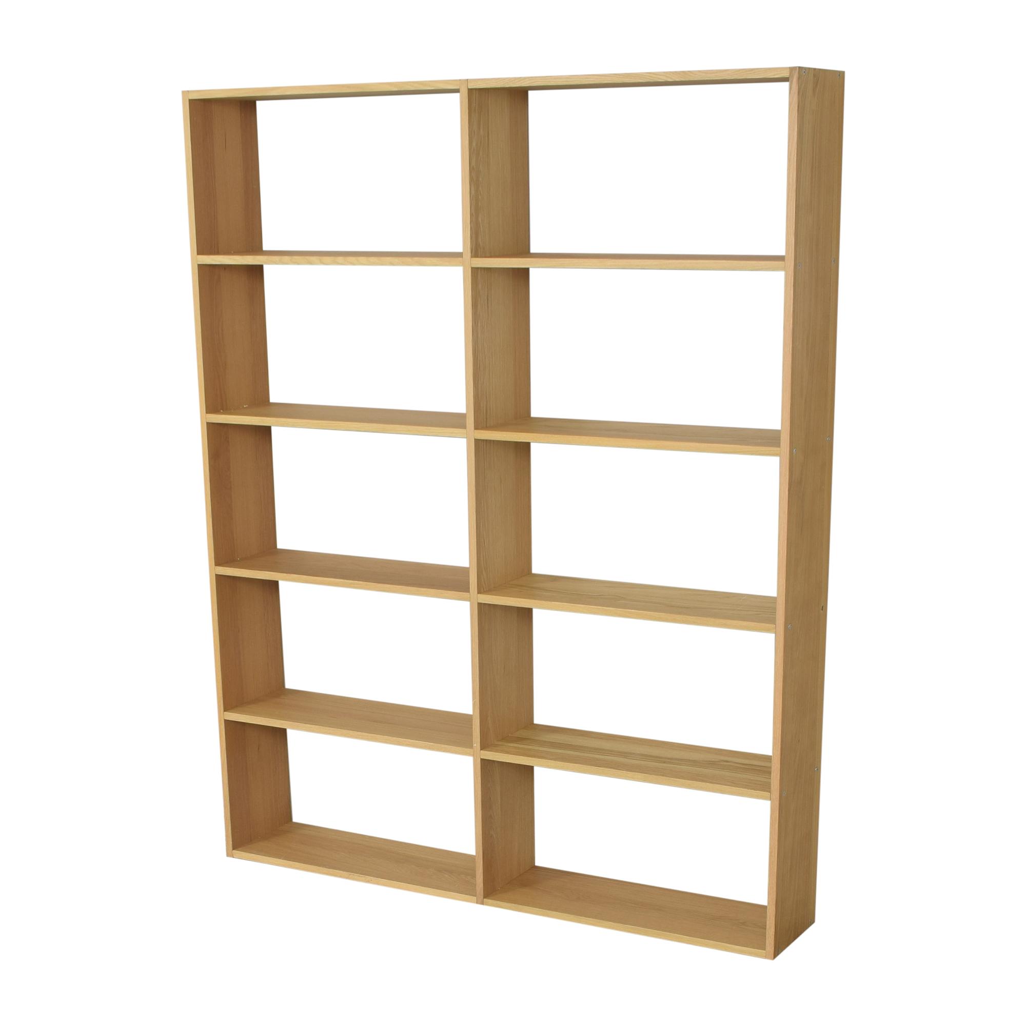 Muji Muji Double Stacking Shelf nyc