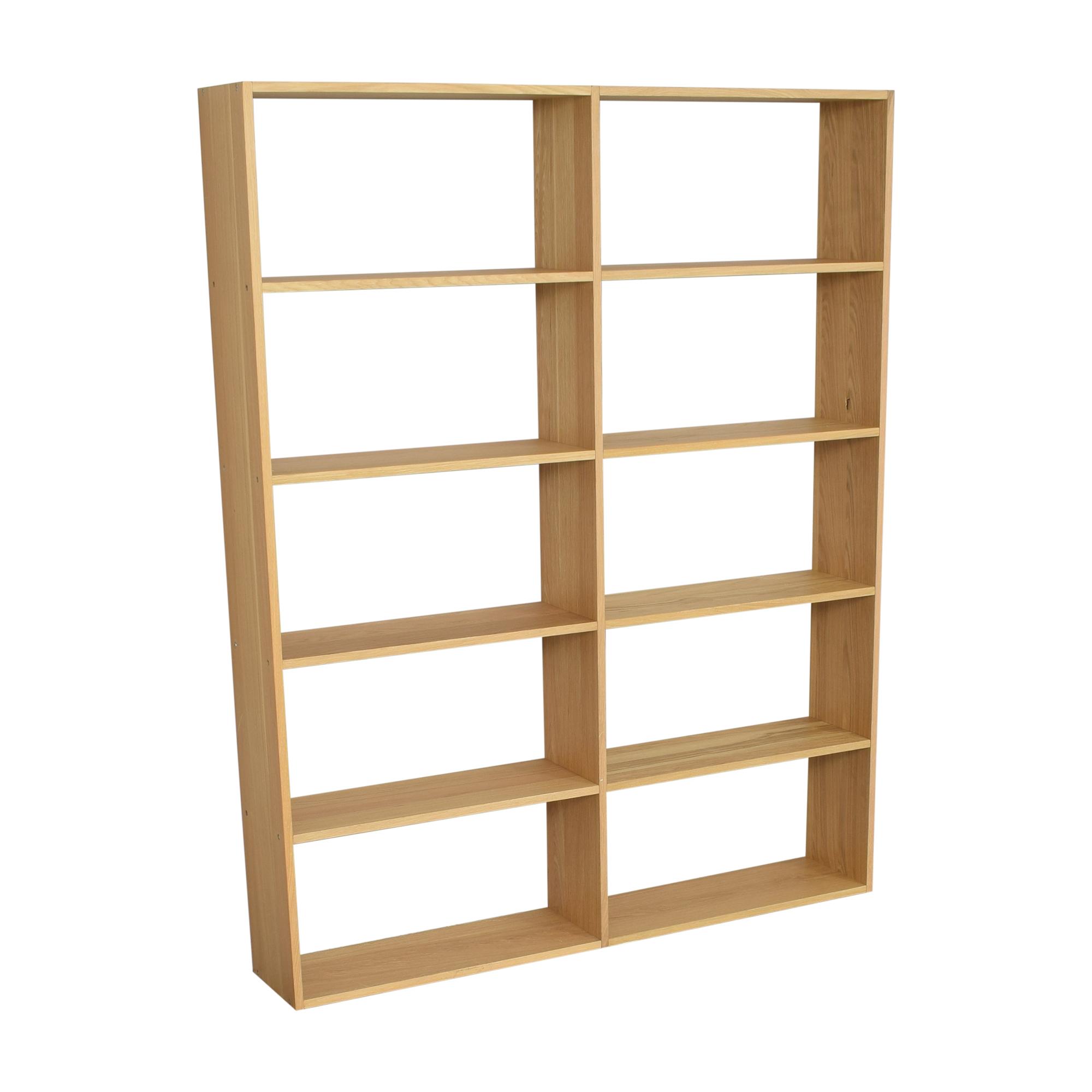 Muji Muji Double Stacking Shelf pa