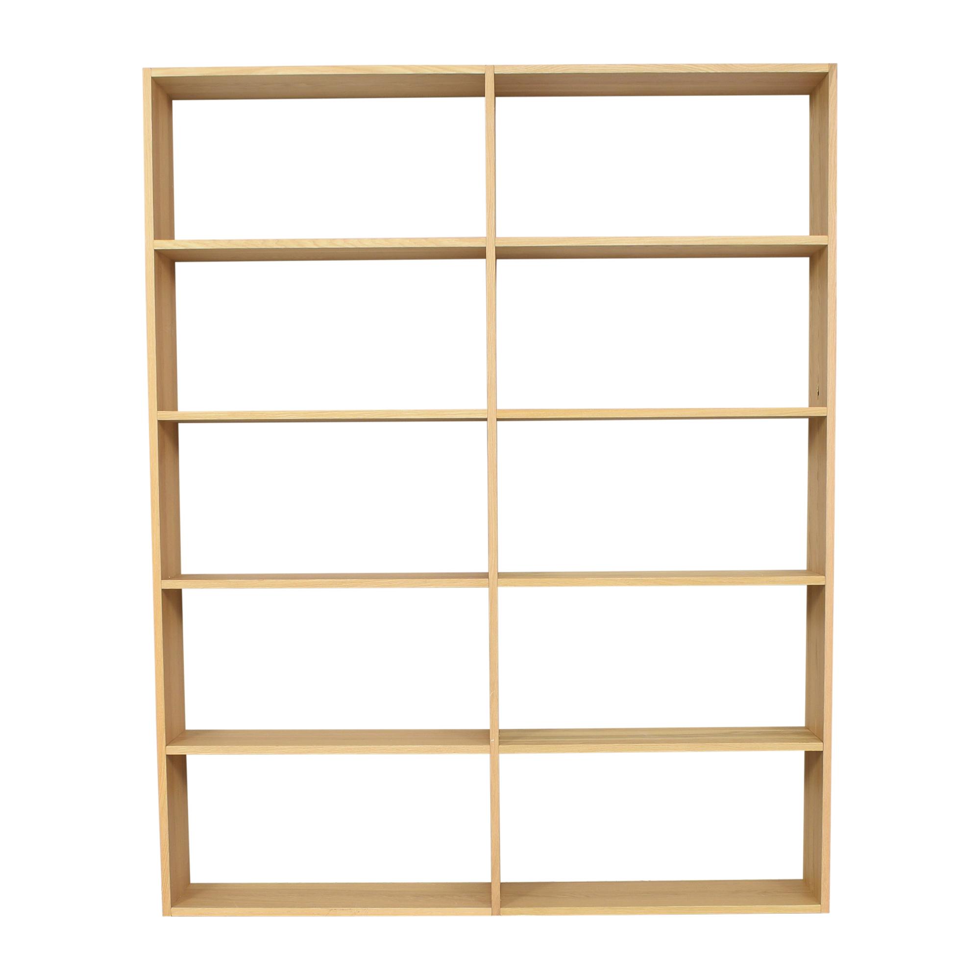 Muji Muji Double Stacking Shelf price