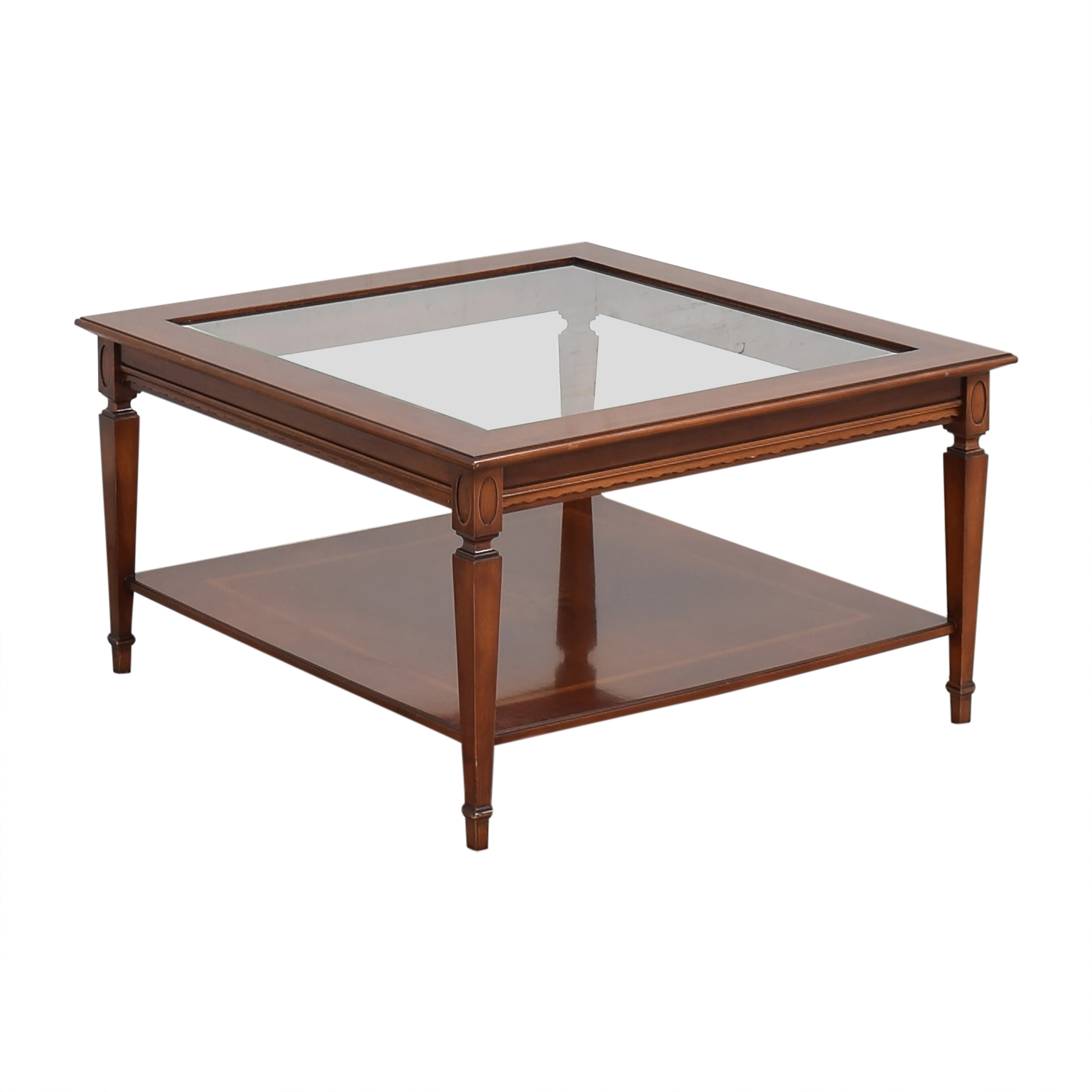 Maurice Villency Maurice Villency Square Coffee Table used