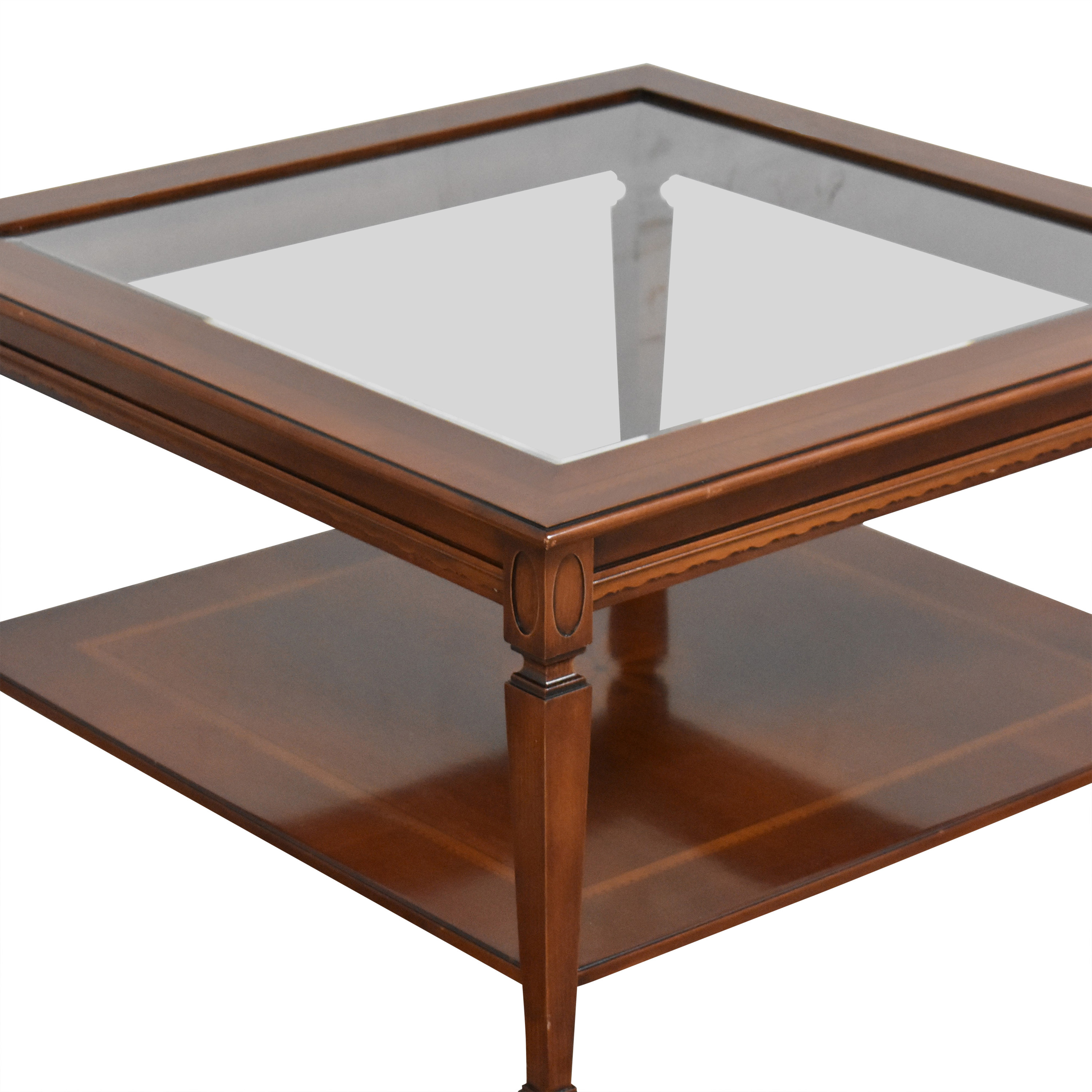 Maurice Villency Maurice Villency Square Coffee Table price