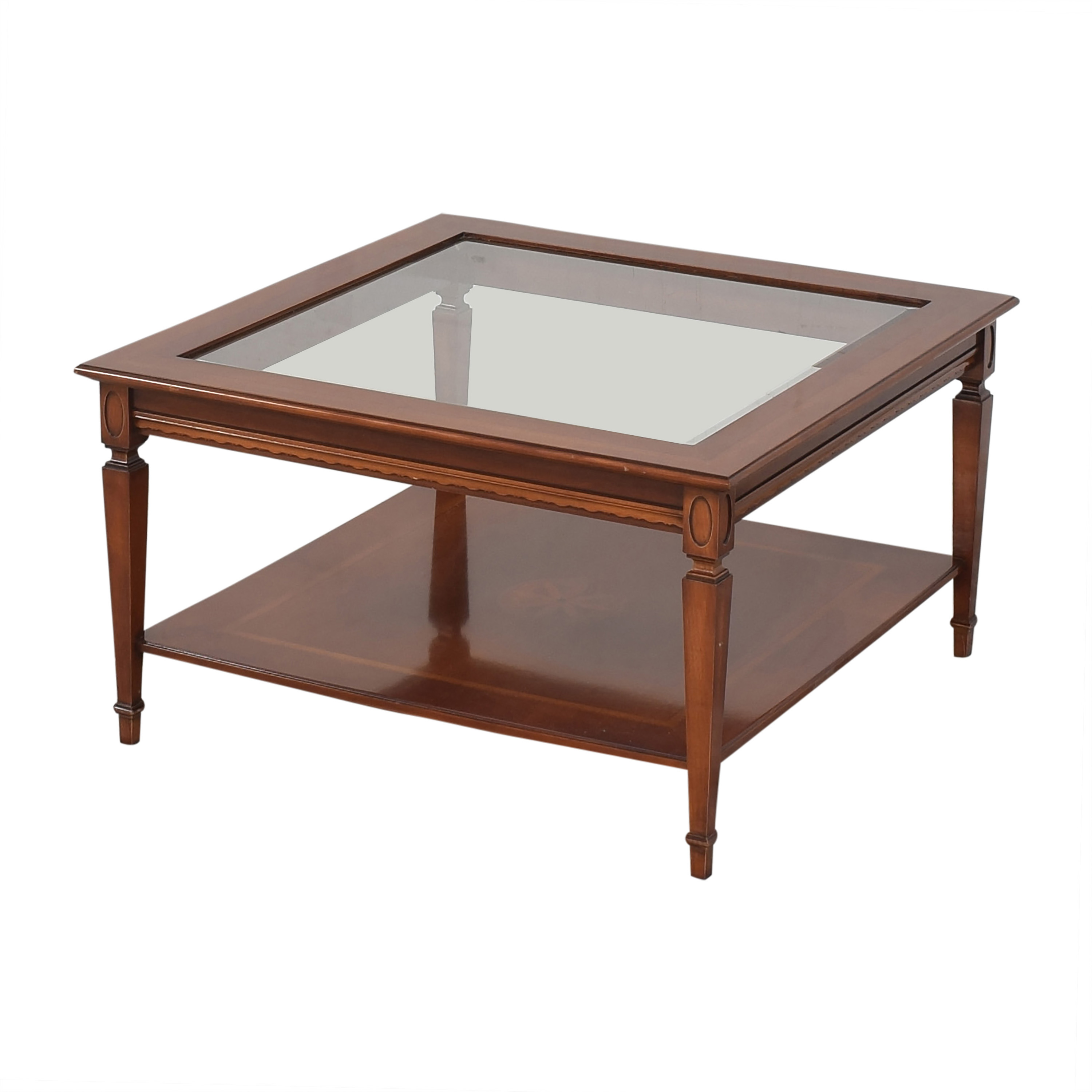 Maurice Villency Maurice Villency Square Coffee Table for sale