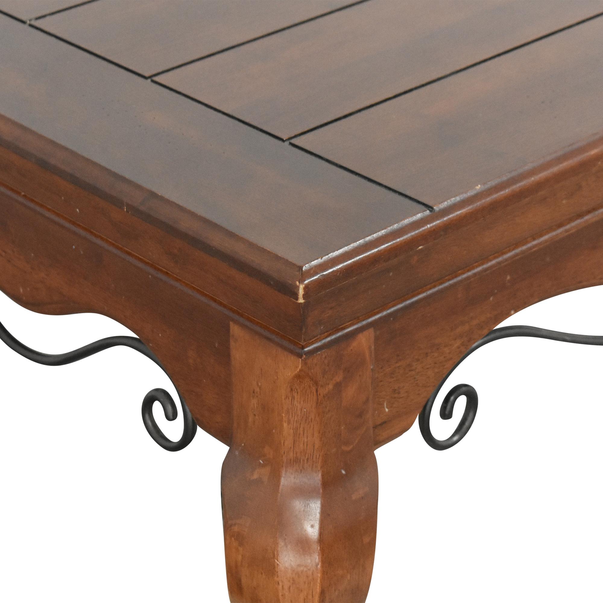 Rectangular Coffee Table ct