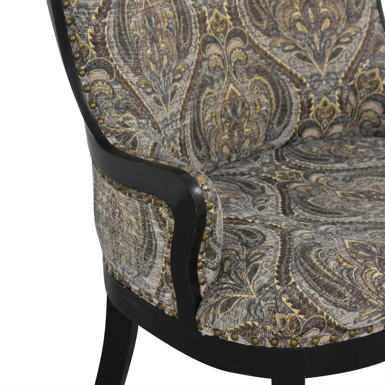 Arhaus Arhaus Portsmouth Accent Chair ma