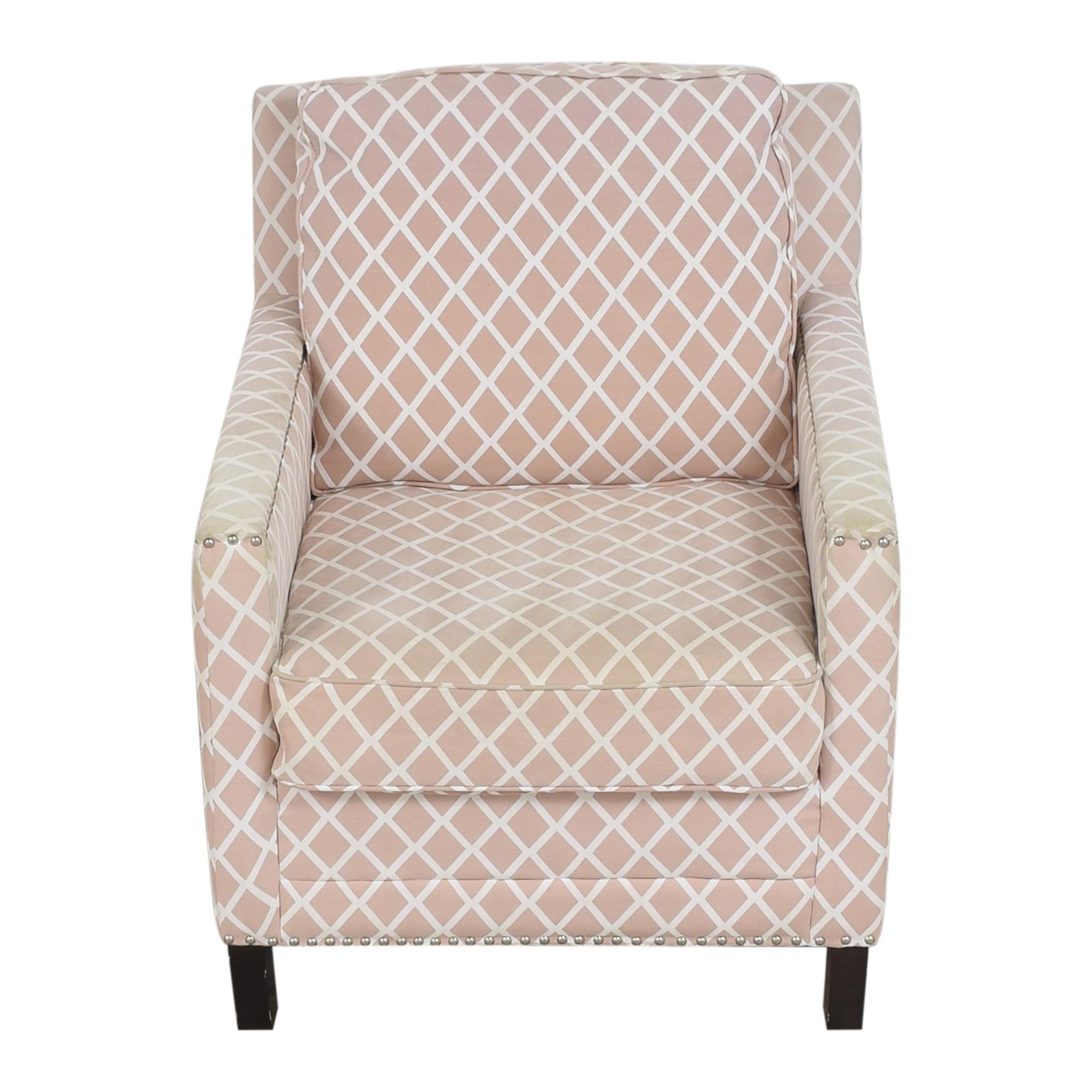 Safavieh Safavieh Buckler Accent Chair Accent Chairs