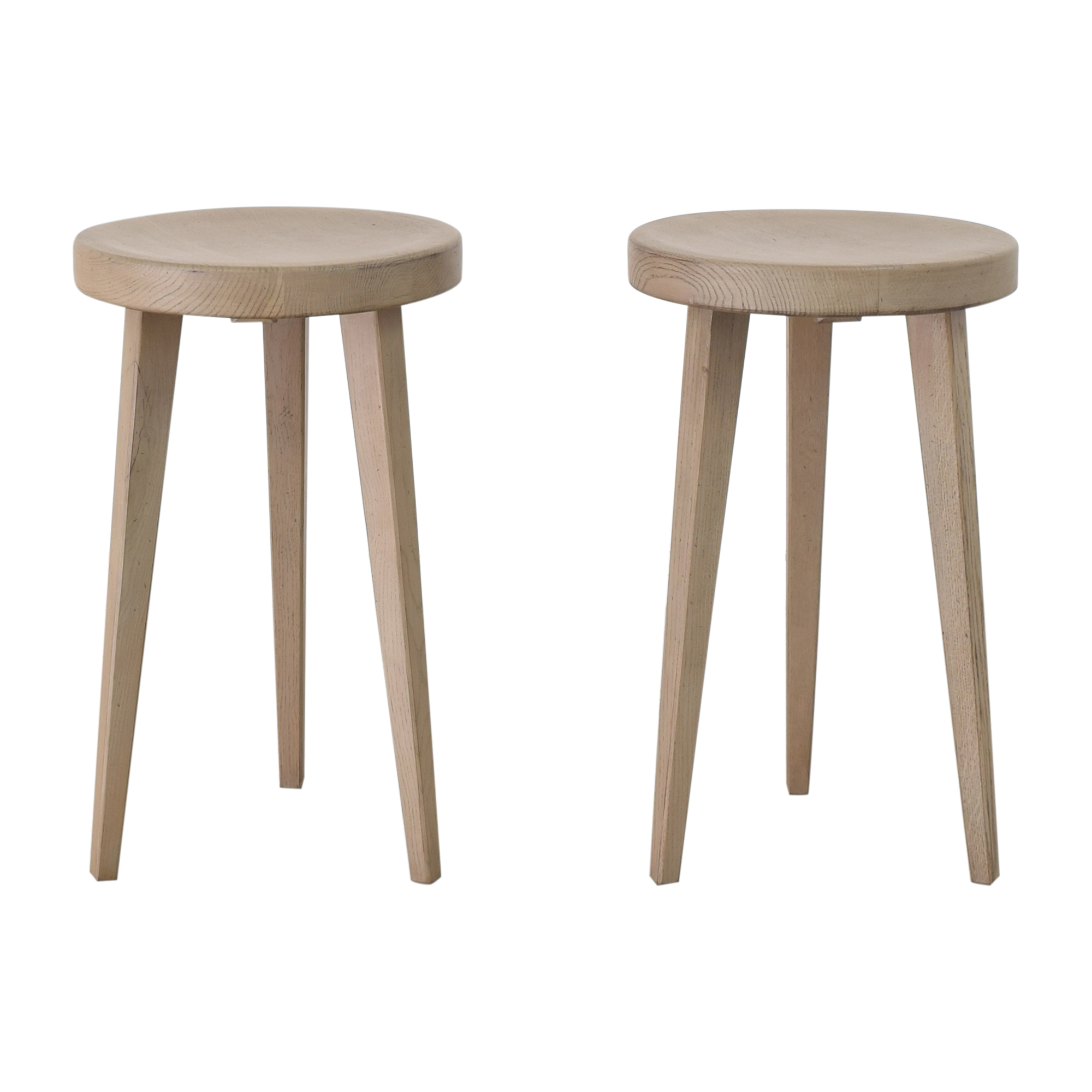 Custom Backless Bar Stools Chairs
