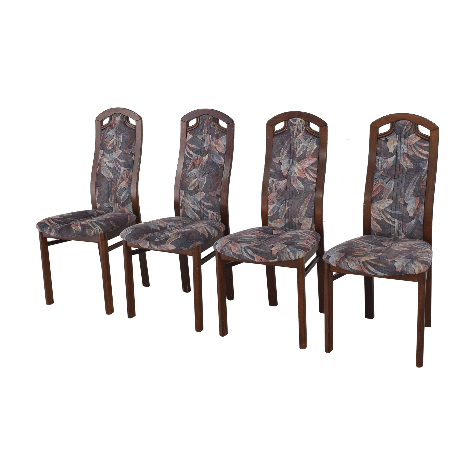 Benze Collection Benze Collection High Back Dining Chairs ma