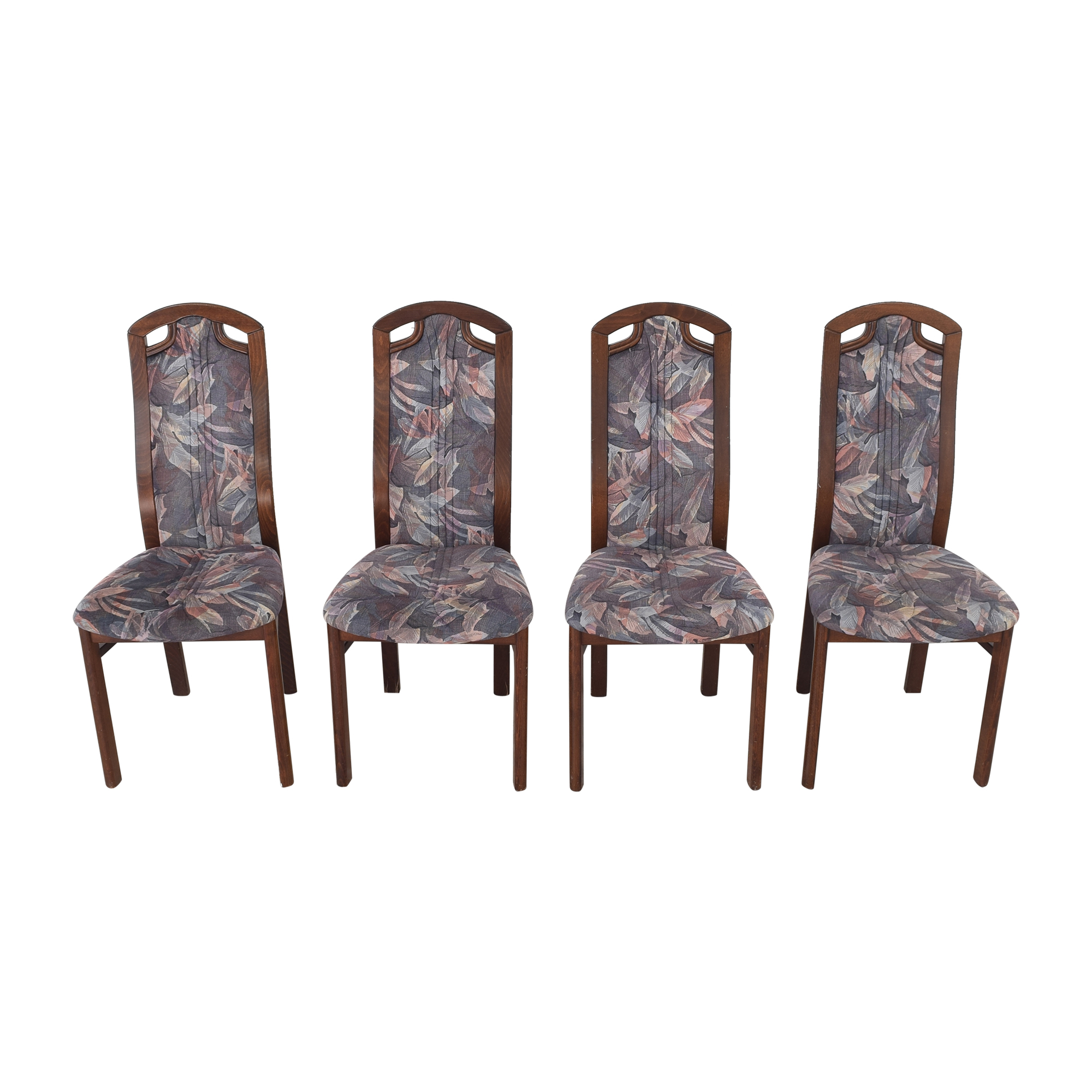 shop Benze Collection High Back Dining Chairs Benze Collection
