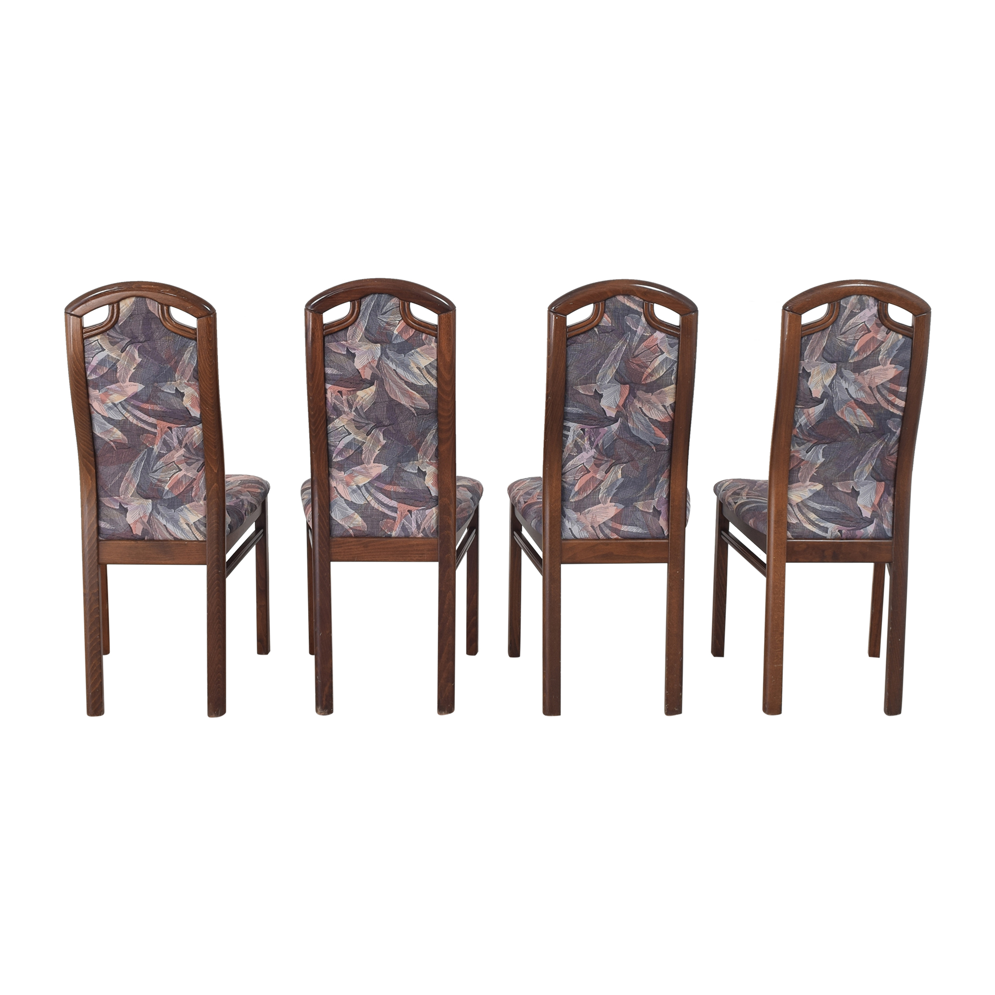 Benze Collection Benze Collection High Back Dining Chairs multi