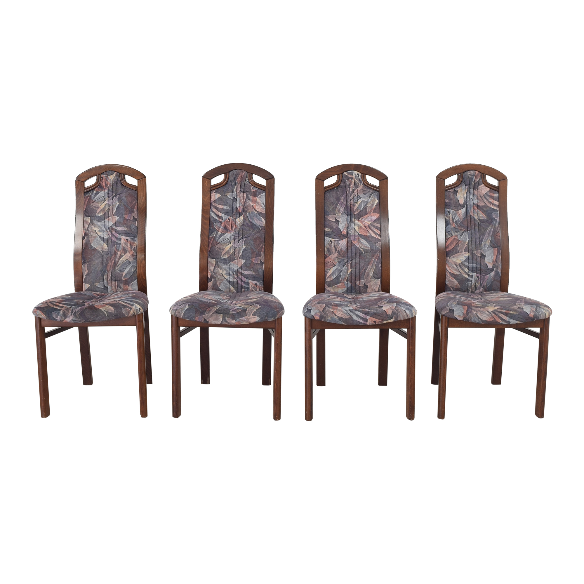 Benze Collection Benze Collection High Back Dining Chairs for sale
