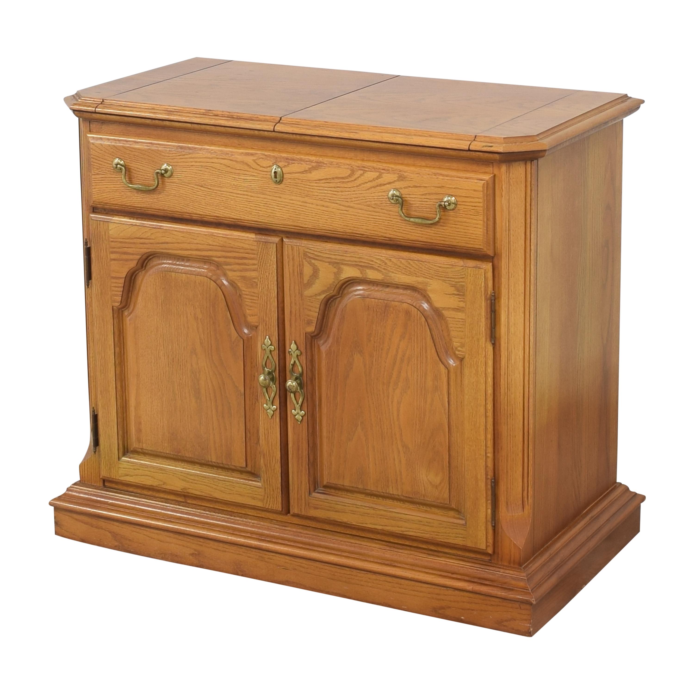 Sumter Cabinet Co. Sumter Cabinet Co. Flip Top Buffet Server for sale