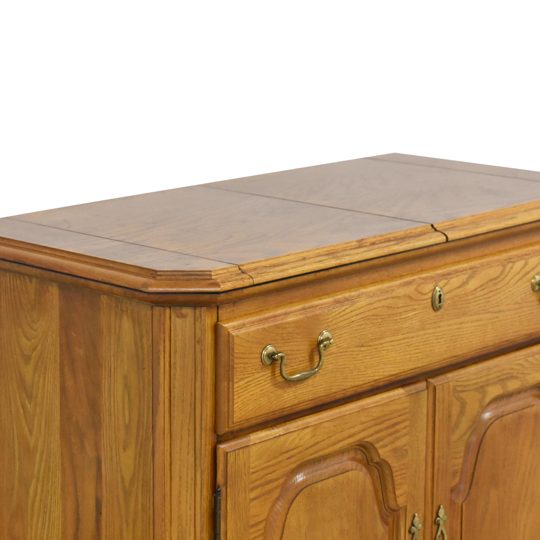 Sumter Cabinet Co. Flip Top Buffet Server / Storage
