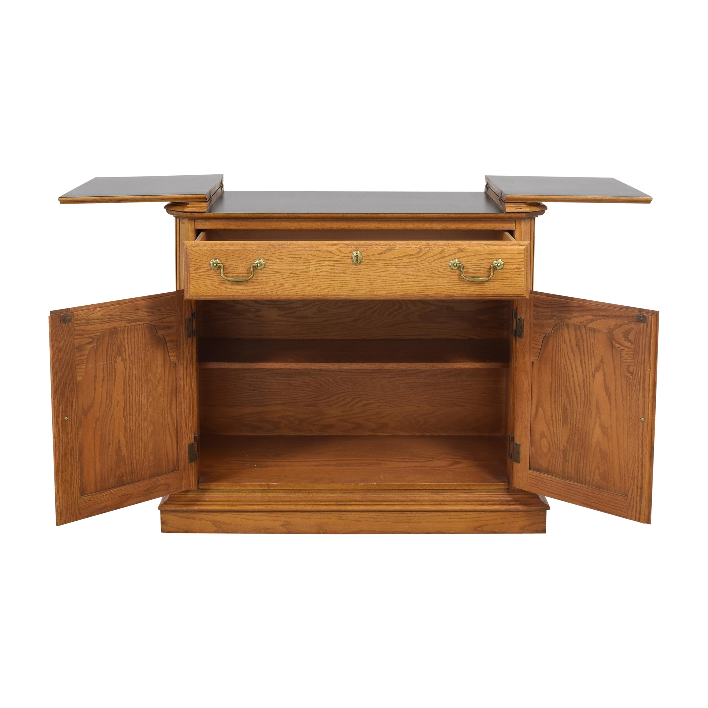 Sumter Cabinet Co. Sumter Cabinet Co. Flip Top Buffet Server on sale