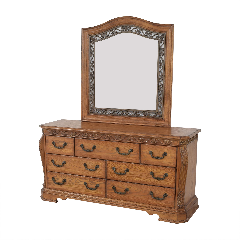 buy Ashley Furniture Ashley Furniture Decorative Dresser with Mirror online