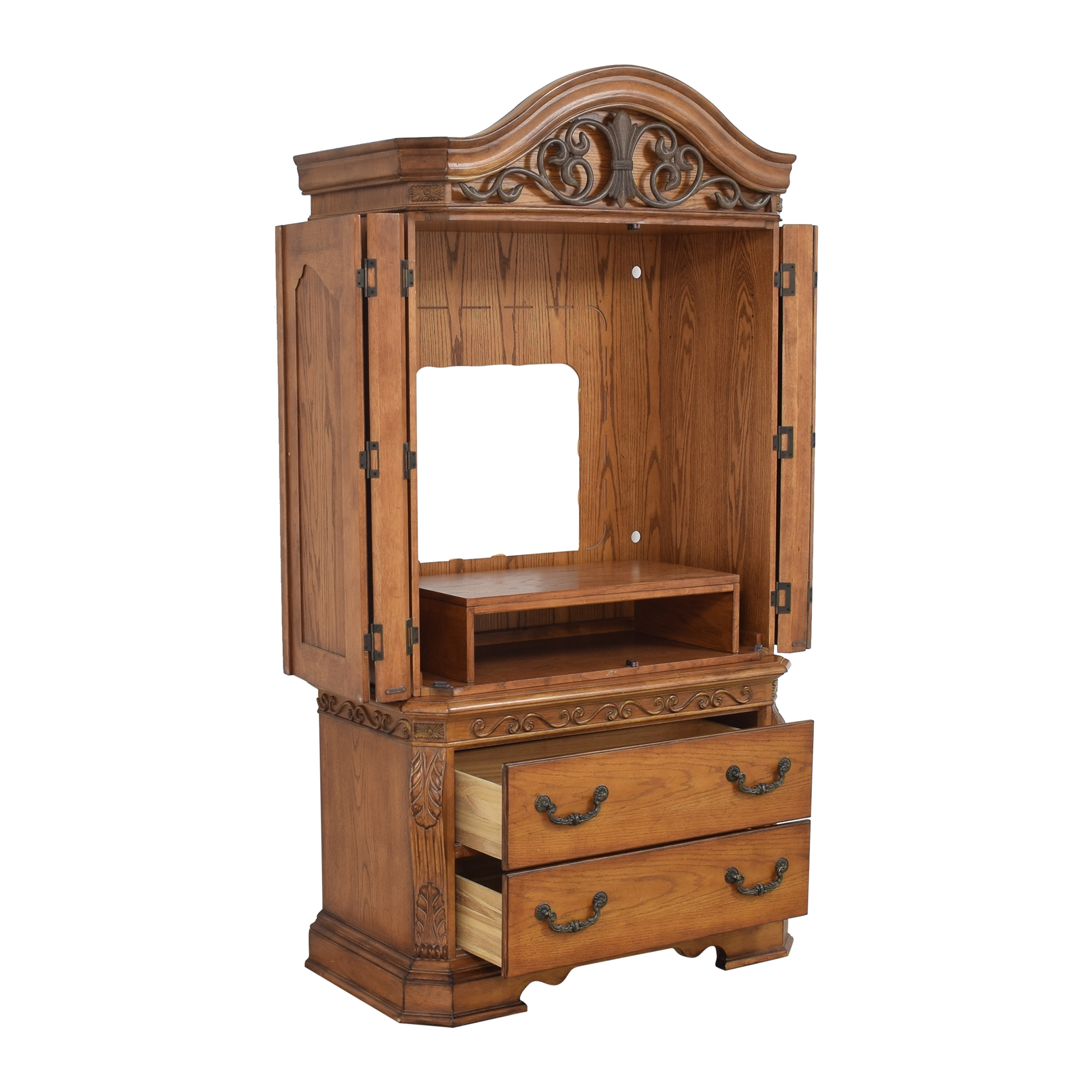 shop  Two Drawer Media Armoire online