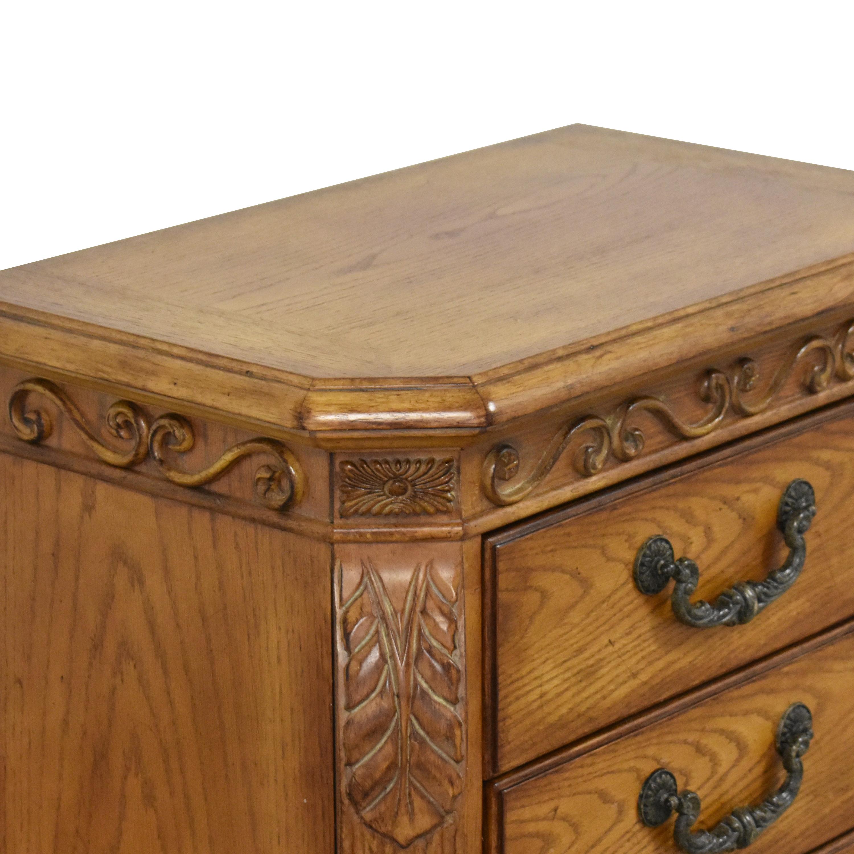 buy Ashley Furniture Three Drawer Nightstand Ashley Furniture End Tables