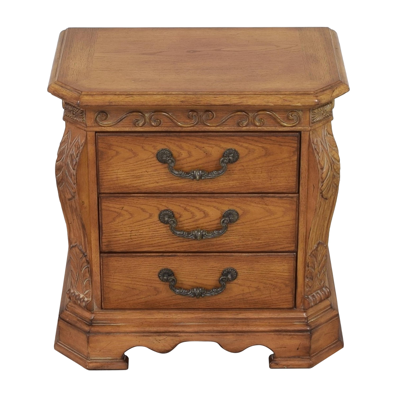 Ashley Furniture Ashley Furniture Three Drawer Nightstand for sale