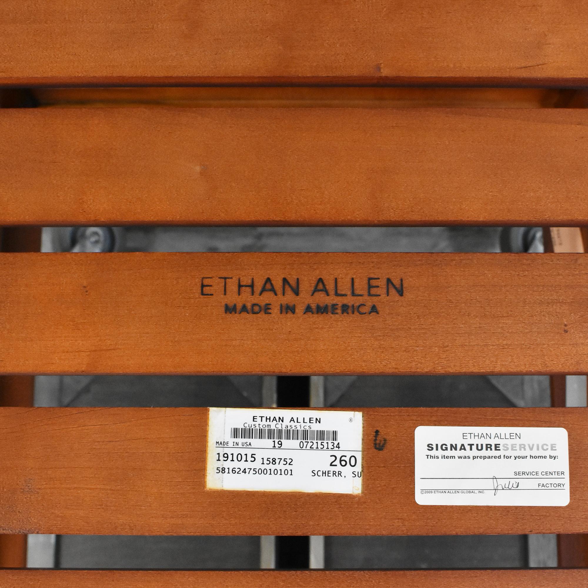 Ethan Allen Ethan Allen Custom Classics Side Table
